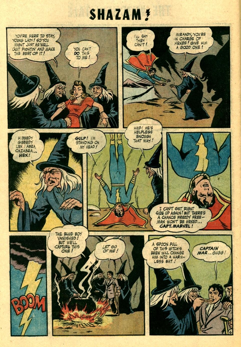 Read online Shazam! (1973) comic -  Issue #3 - 23