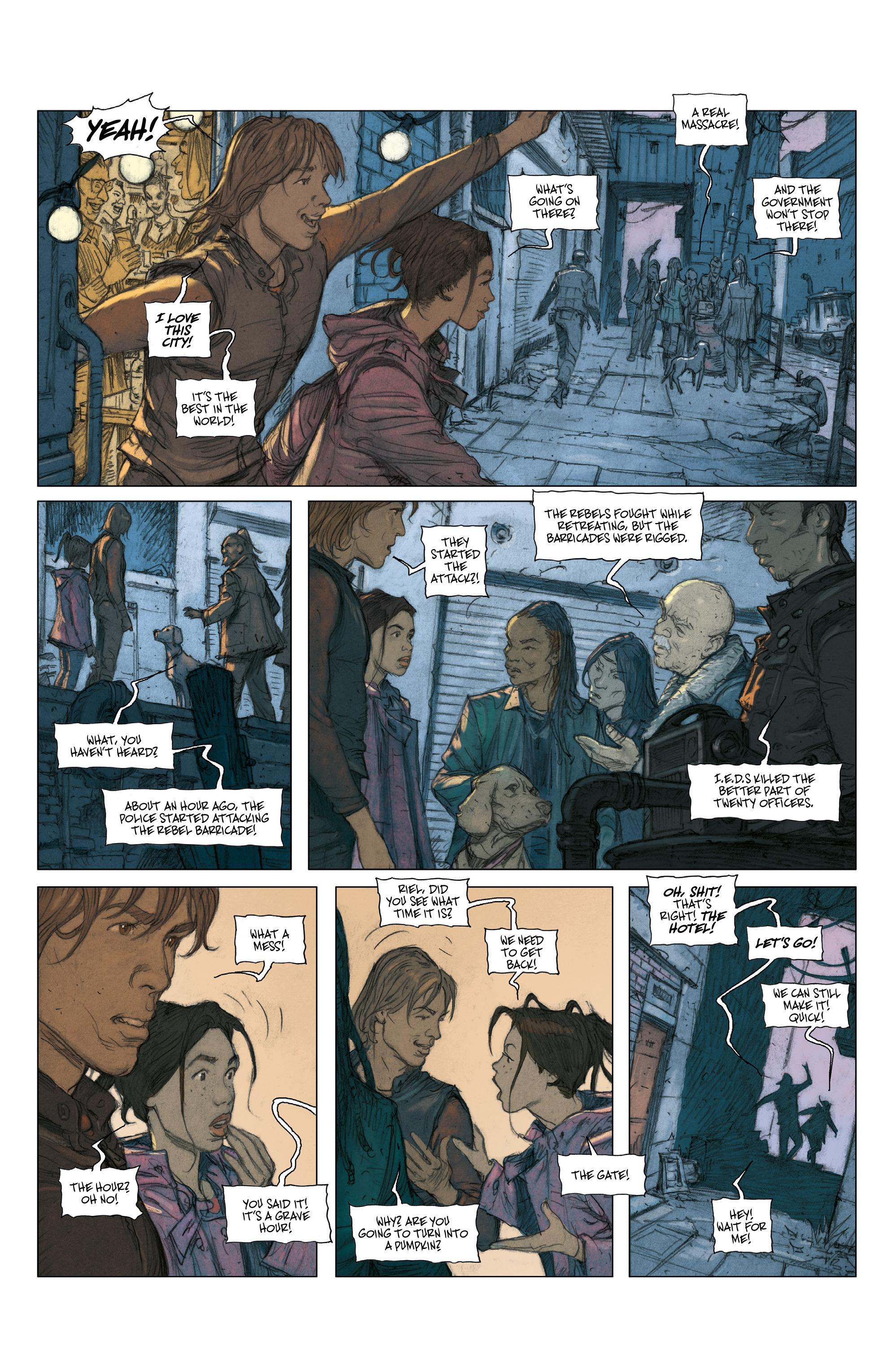 Read online Ab Irato comic -  Issue #2 - 11
