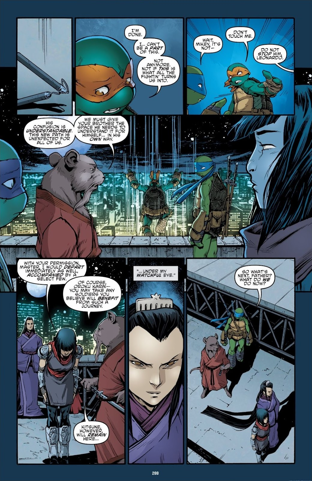 Read online Teenage Mutant Ninja Turtles: The IDW Collection comic -  Issue # TPB 6 (Part 3) - 79