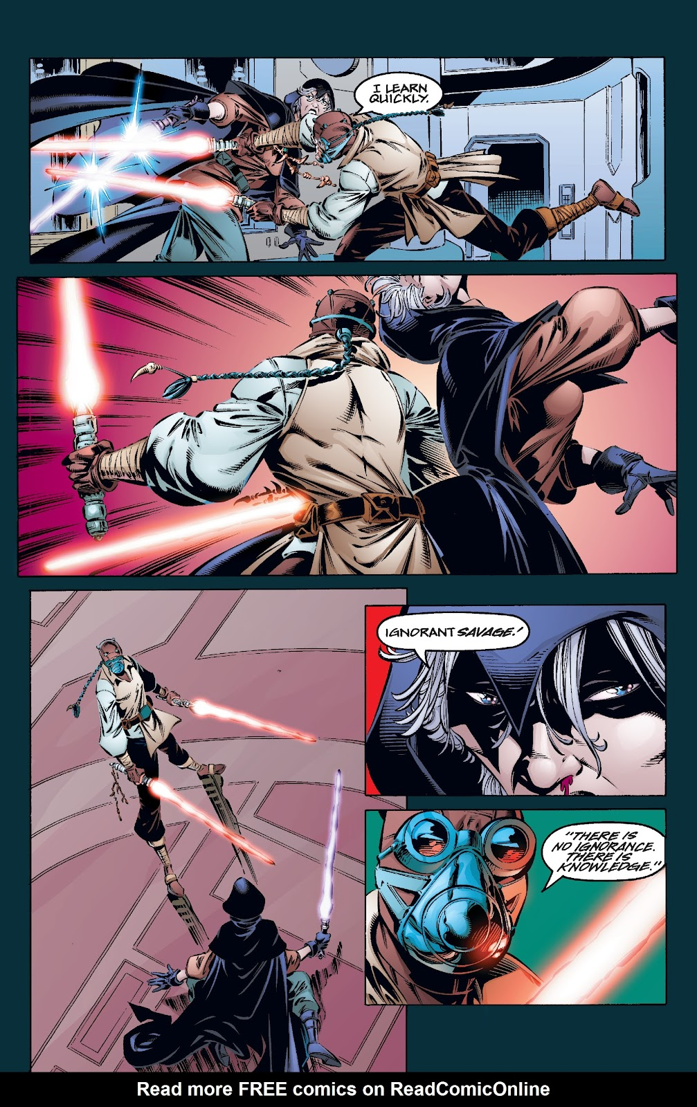 Read online Star Wars Legends Epic Collection: The Menace Revealed comic -  Issue # TPB (Part 3) - 51