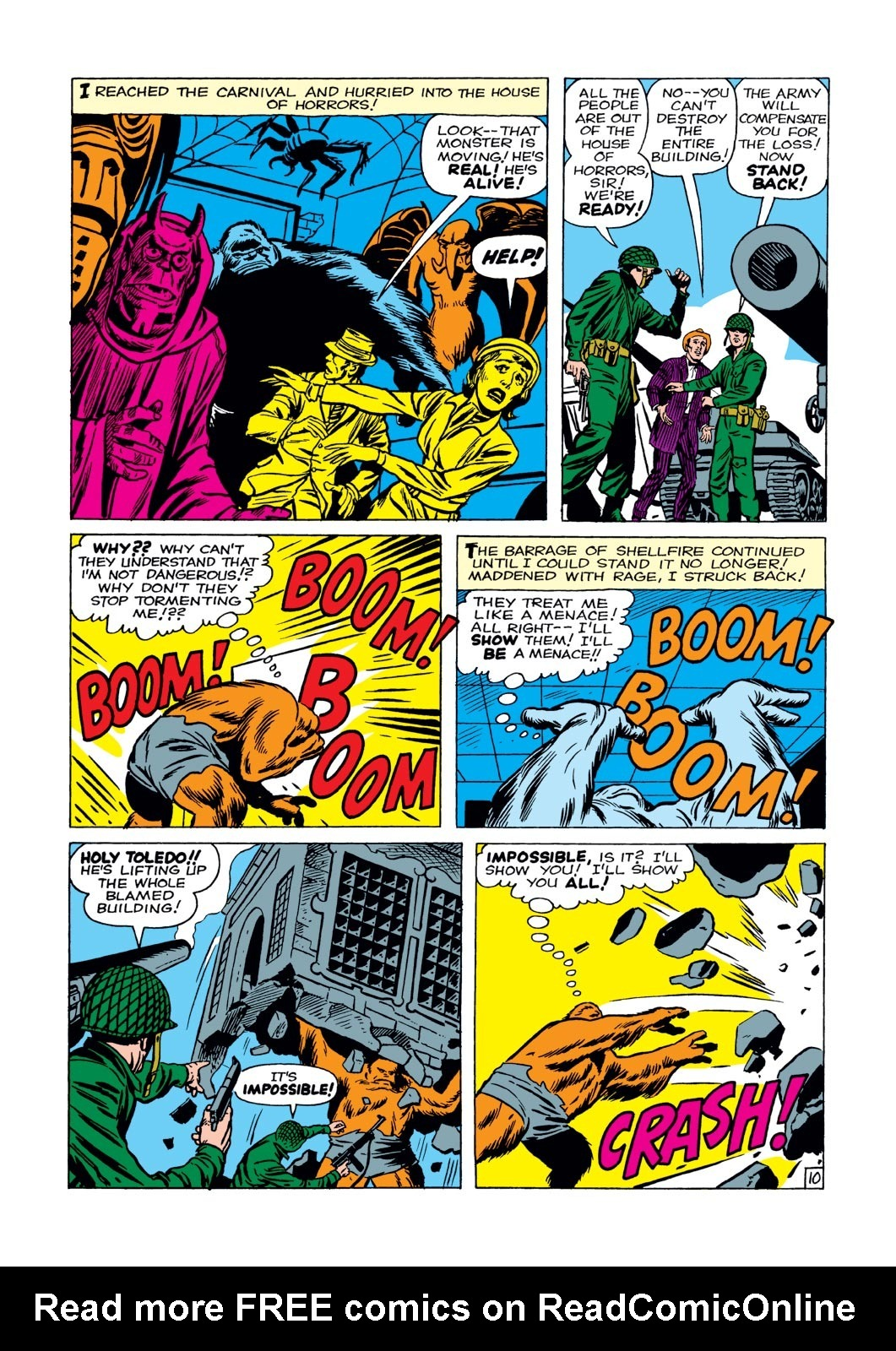 Tales of Suspense (1959) issue 22 - Page 12