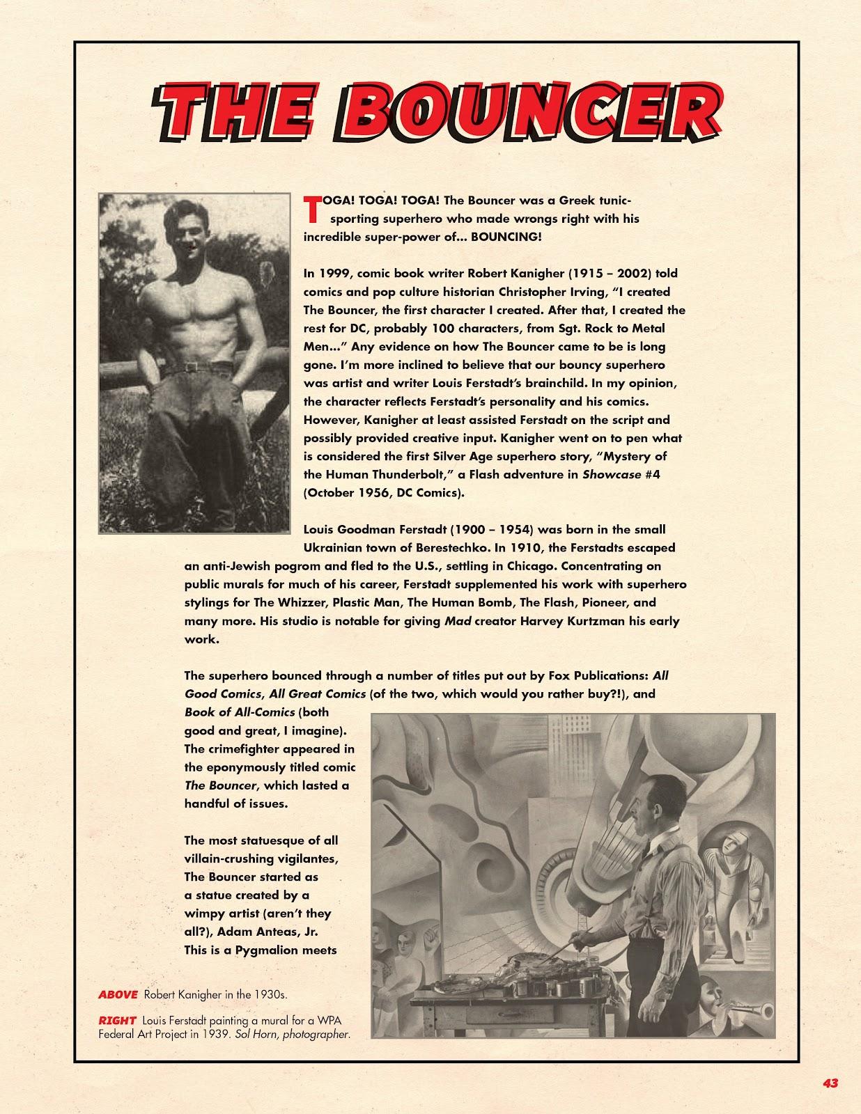 Read online Super Weird Heroes comic -  Issue # TPB 2 (Part 1) - 43