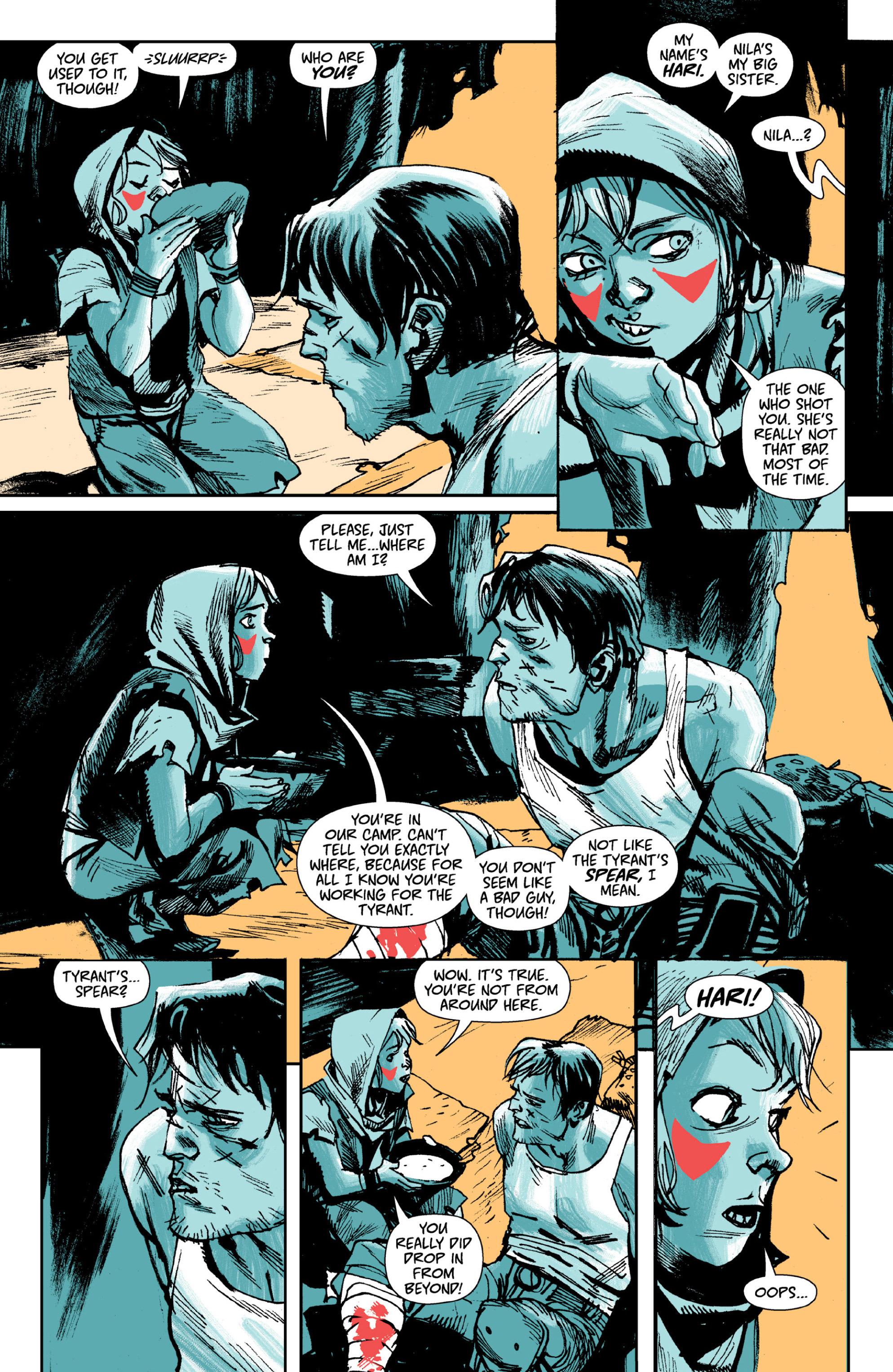 Read online Ei8ht comic -  Issue # TPB - 24
