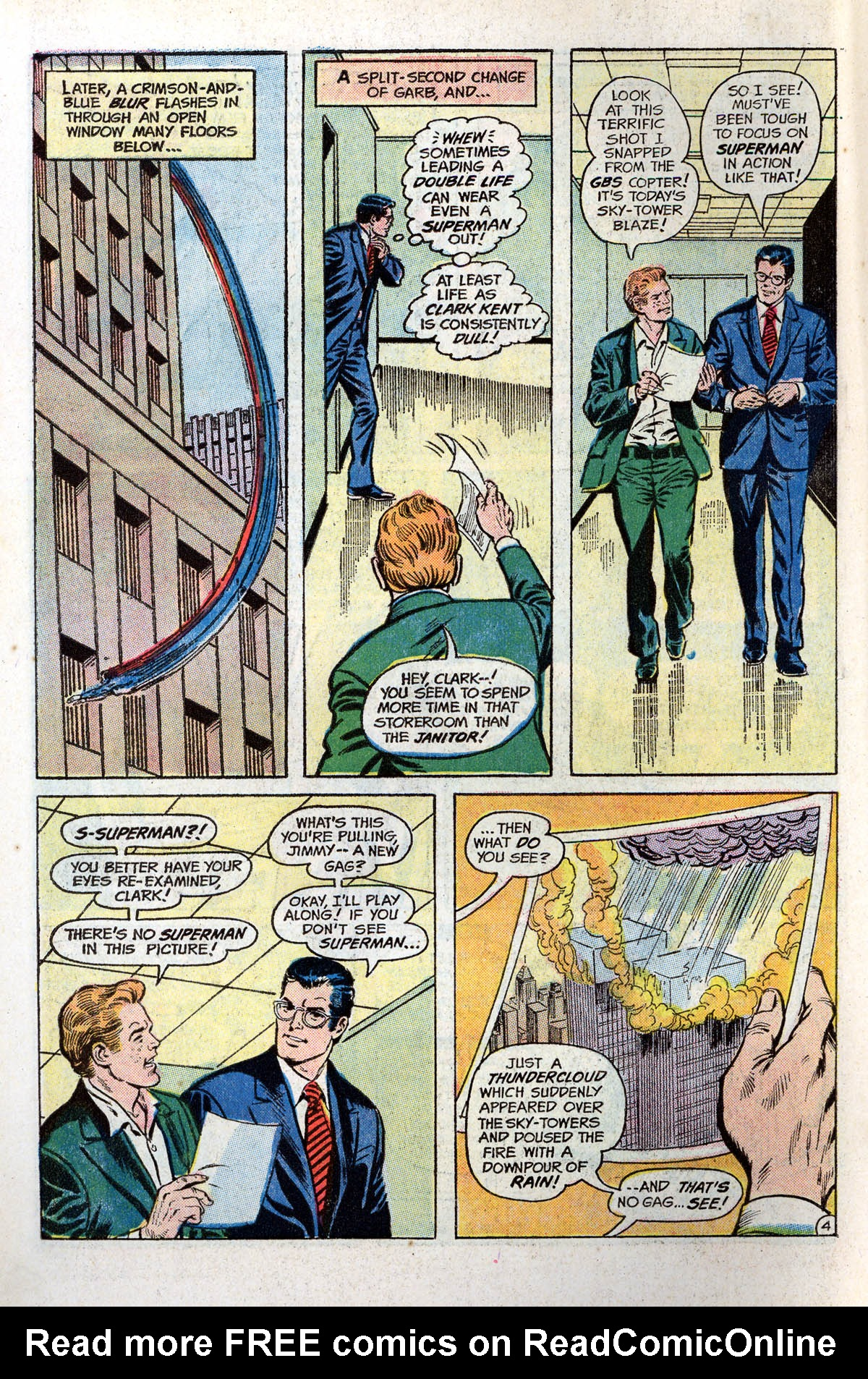 Read online Action Comics (1938) comic -  Issue #428 - 6