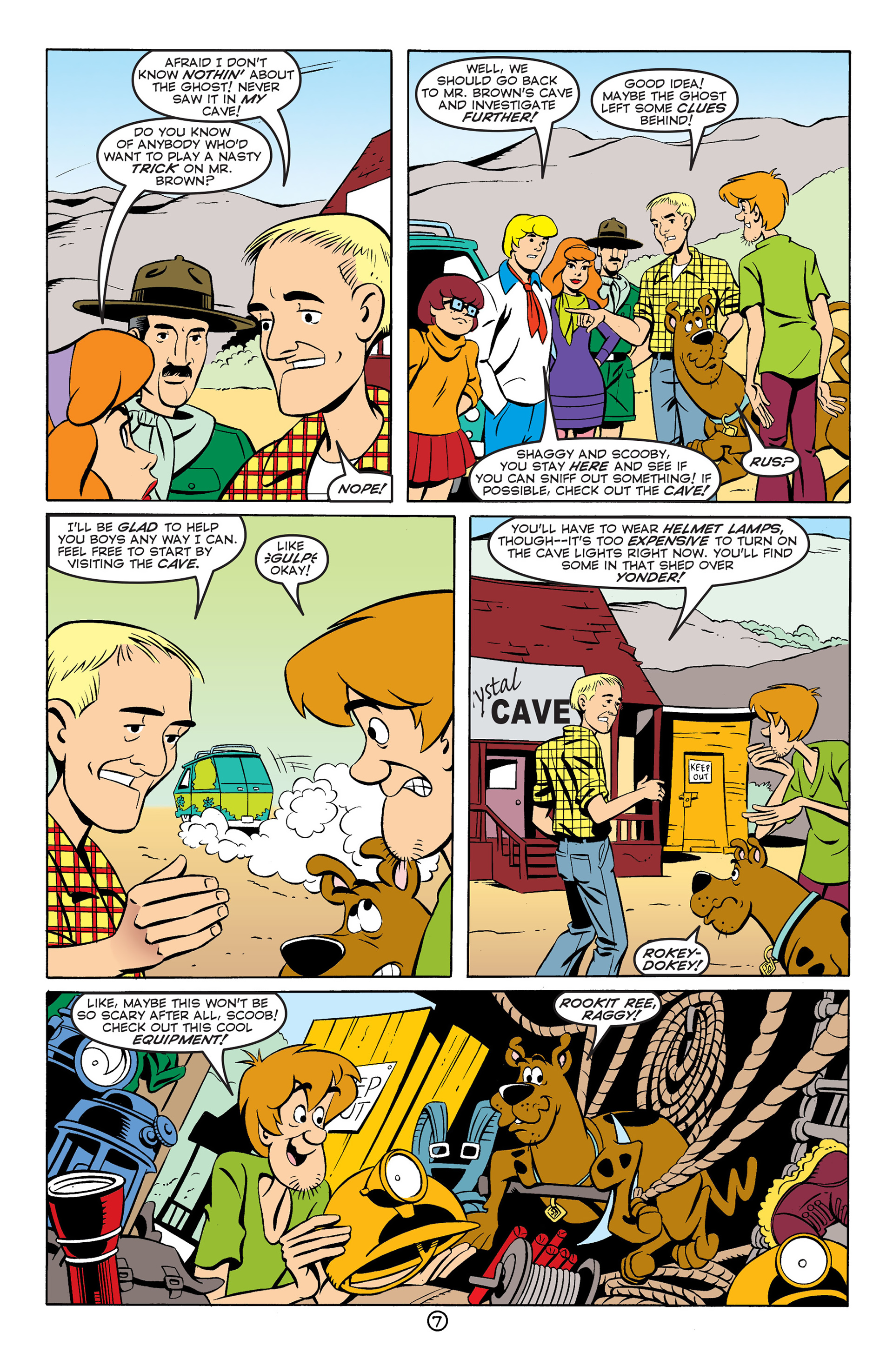 Read online Scooby-Doo (1997) comic -  Issue #52 - 8