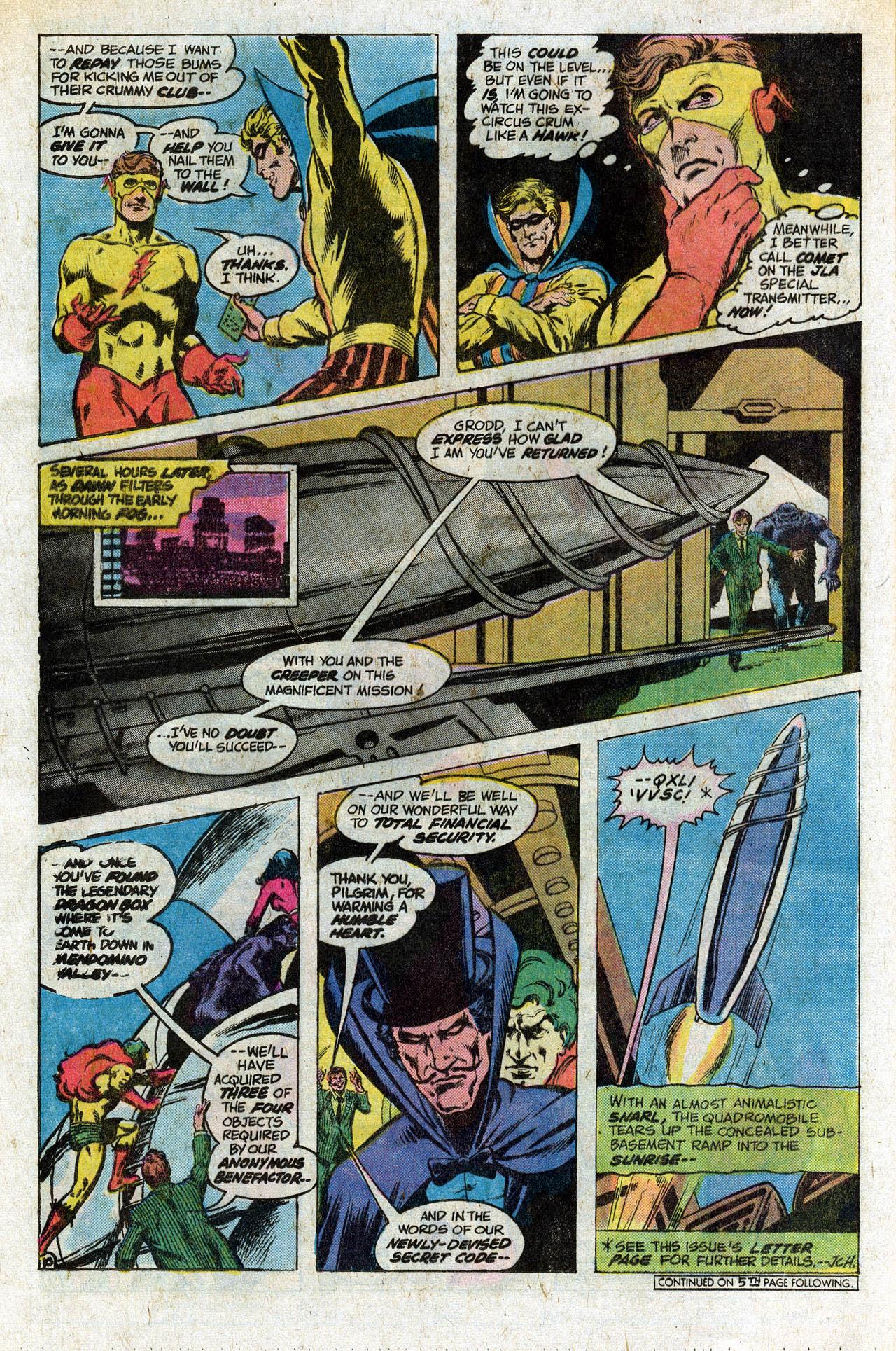 Read online Secret Society of Super-Villains comic -  Issue #9 - 16