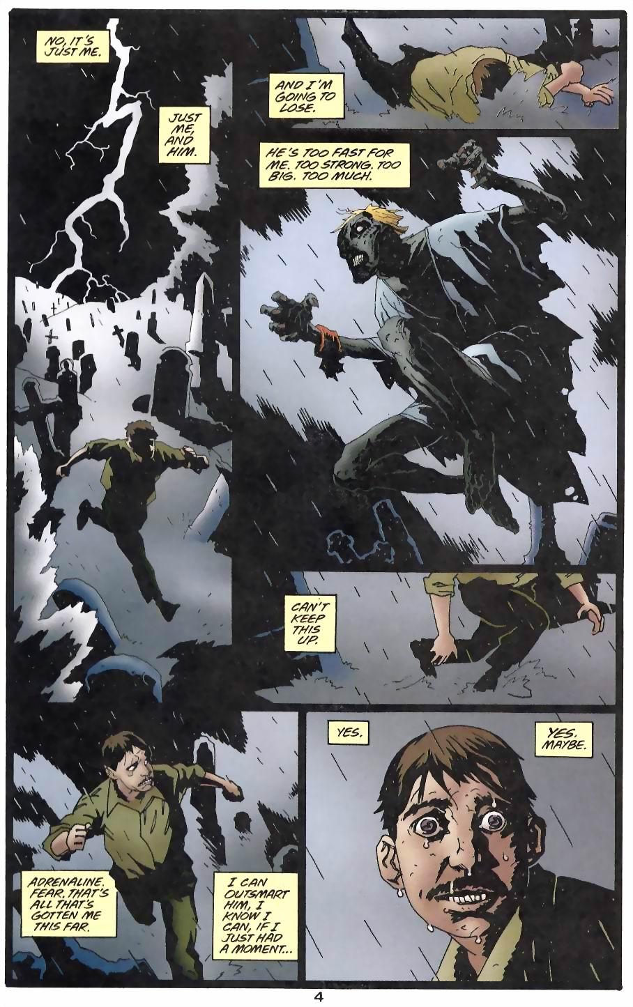 Read online Flinch comic -  Issue #12 - 16