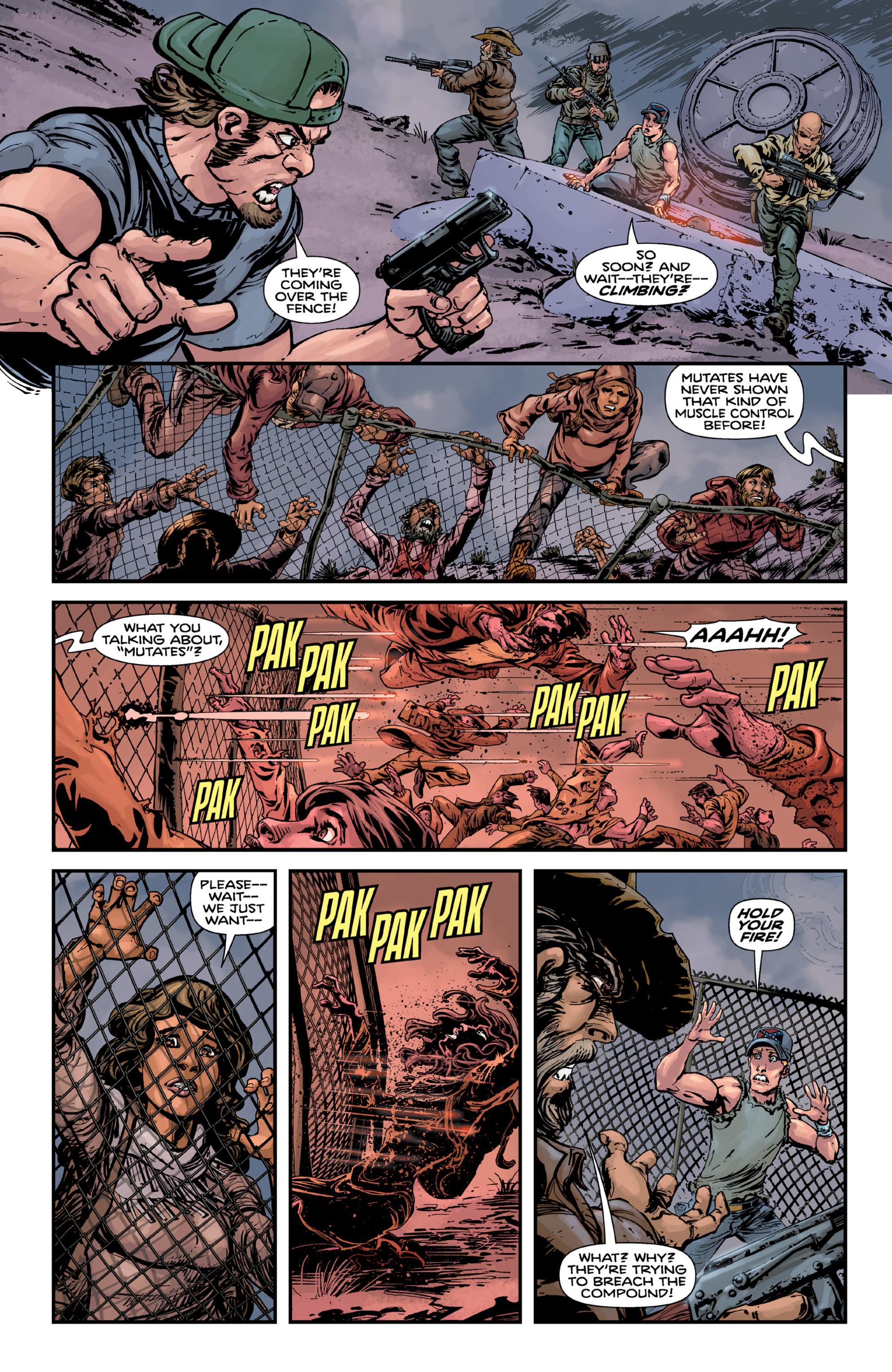 Read online Brain Boy:  The Men from G.E.S.T.A.L.T. comic -  Issue # TPB - 60