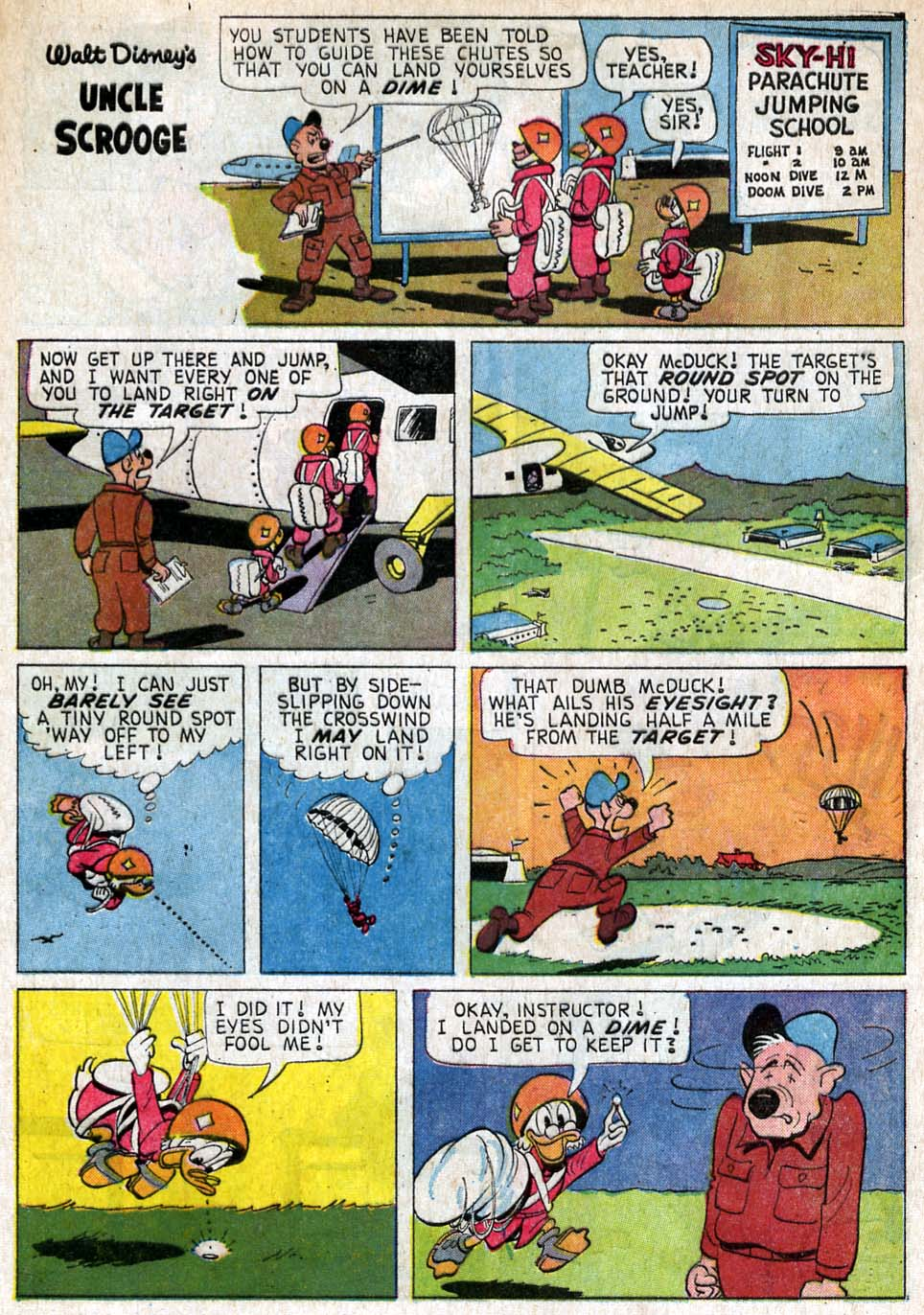 Read online Uncle Scrooge (1953) comic -  Issue #57 - 33