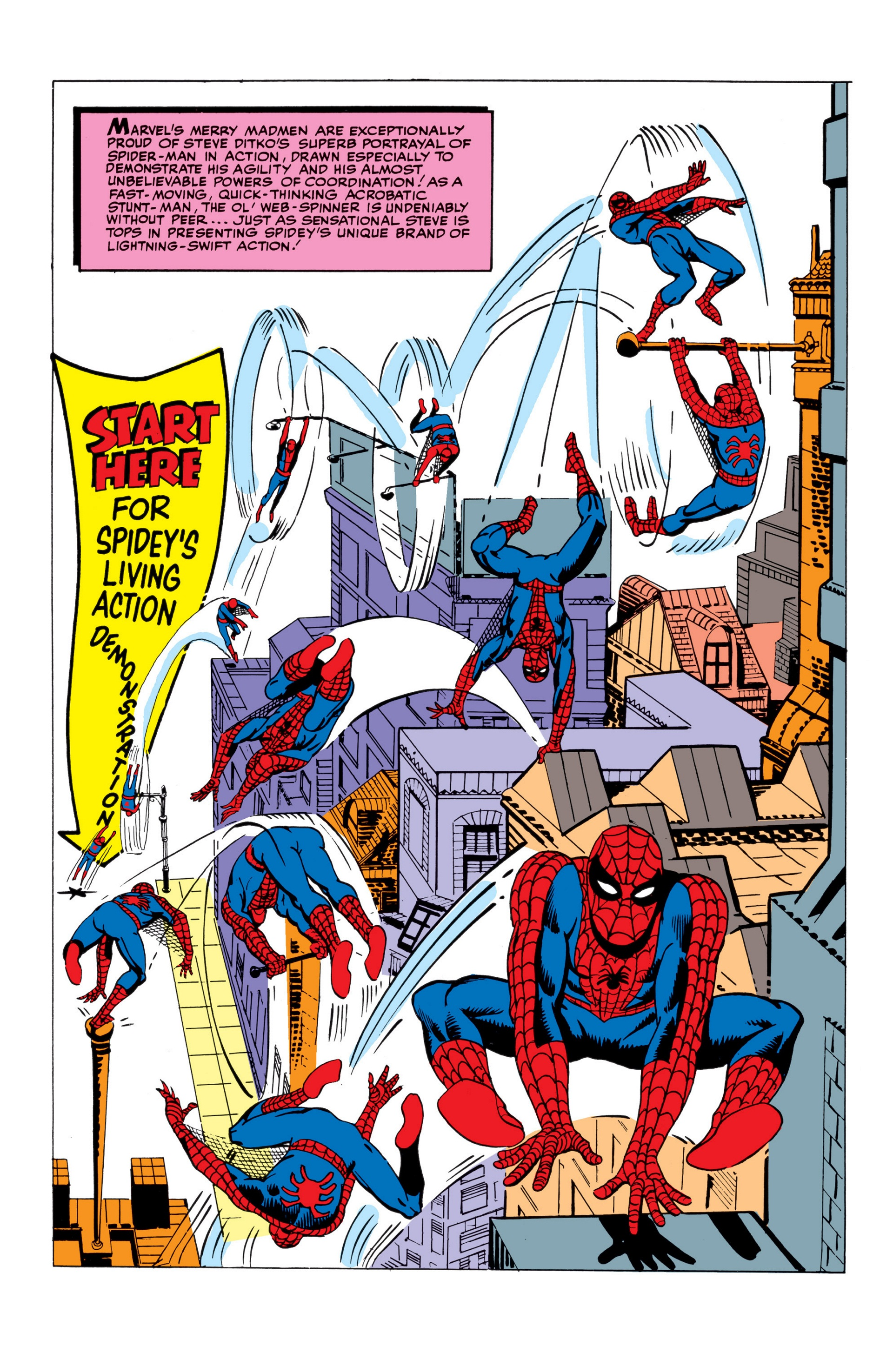 The Amazing Spider-Man (1963) _Annual_1 Page 60