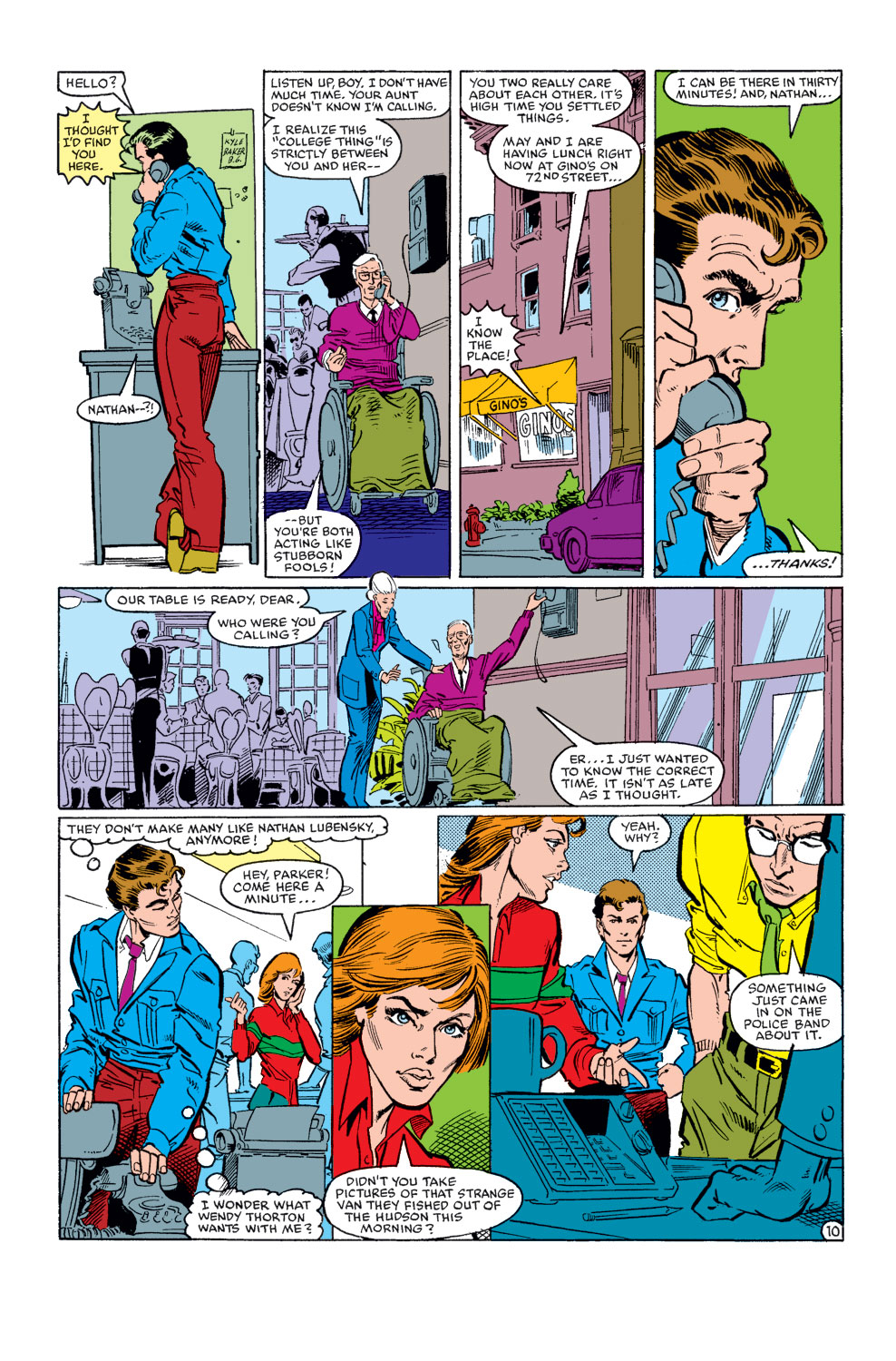 The Amazing Spider-Man (1963) 254 Page 10