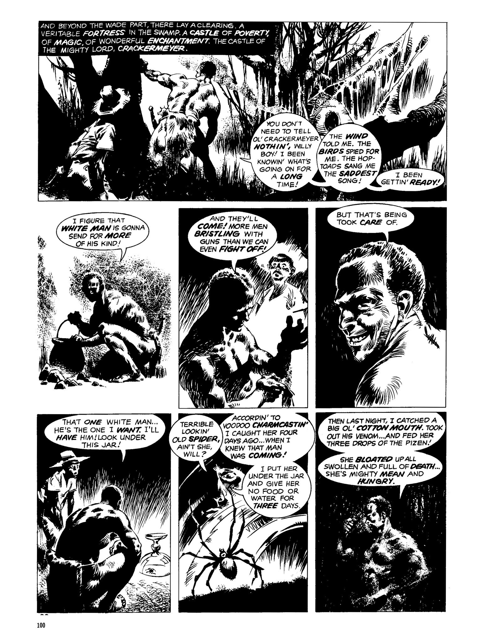 Read online Eerie Archives comic -  Issue # TPB 13 - 101