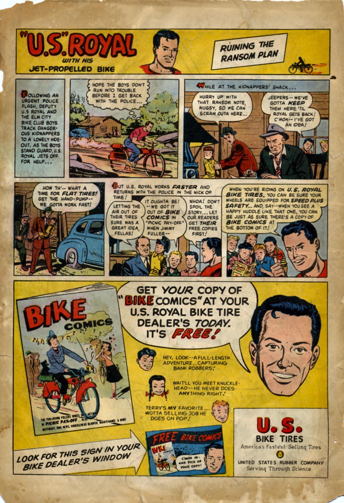 Read online Adventure Comics (1938) comic -  Issue #141 - 52