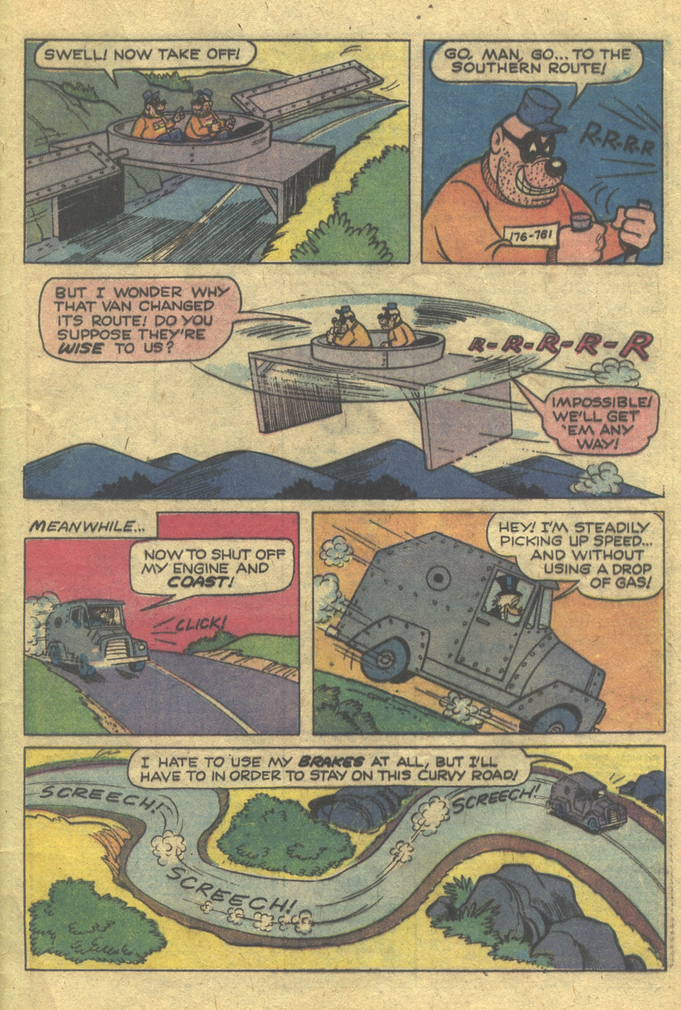Read online Uncle Scrooge (1953) comic -  Issue #162 - 29