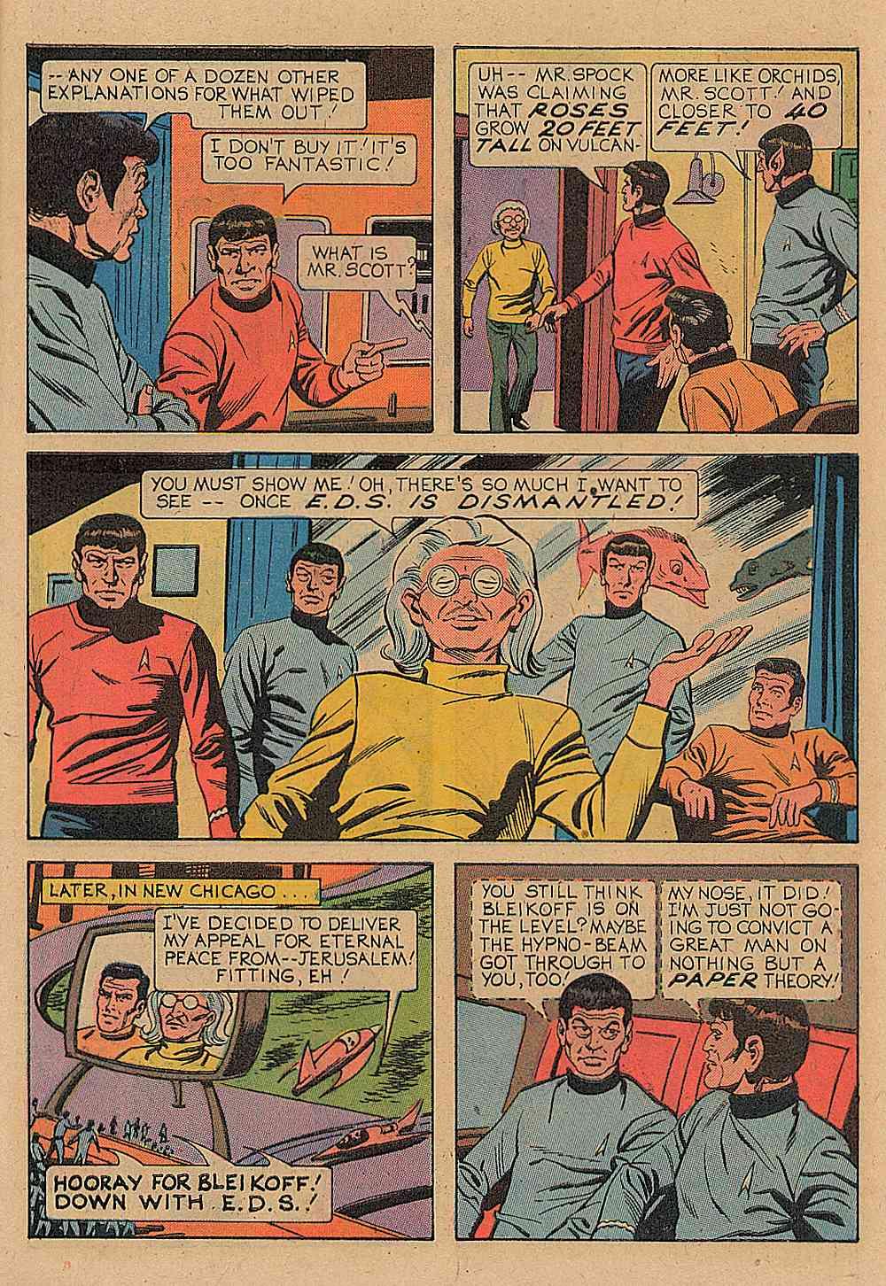 Star Trek (1967) issue 39 - Page 19