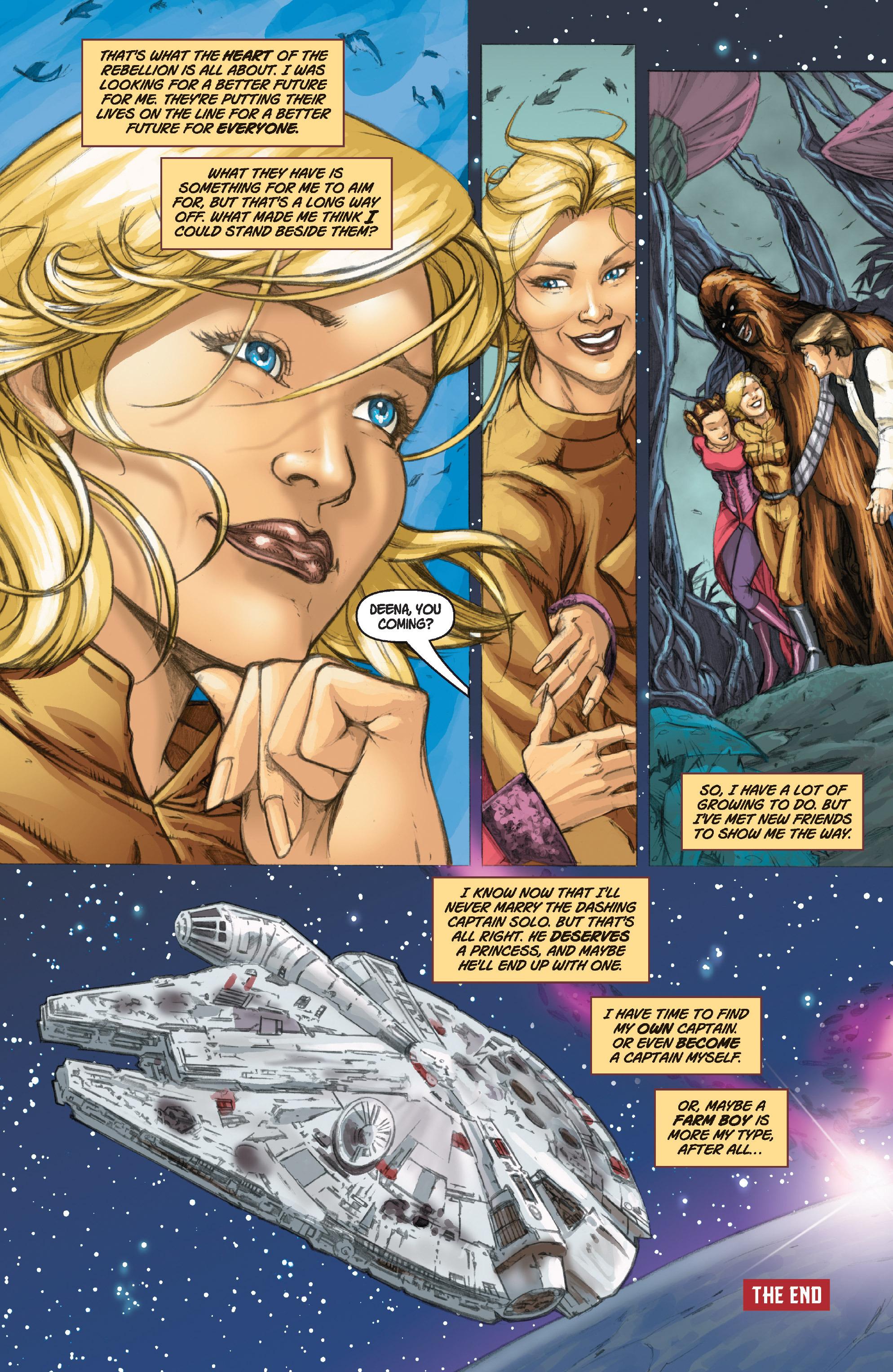 Read online Star Wars Omnibus comic -  Issue # Vol. 17 - 329