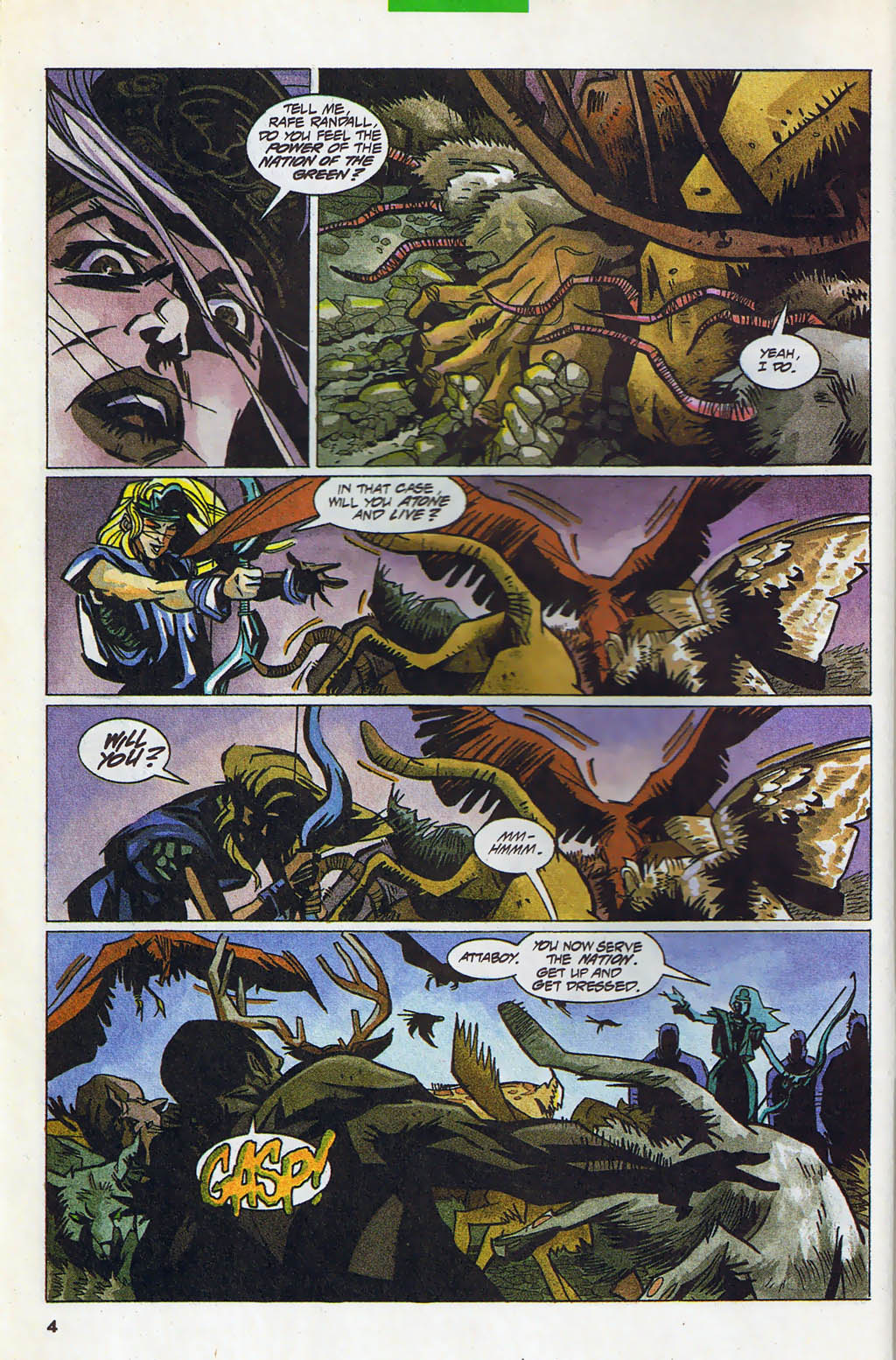 Read online Shadow Cabinet comic -  Issue #4 - 5