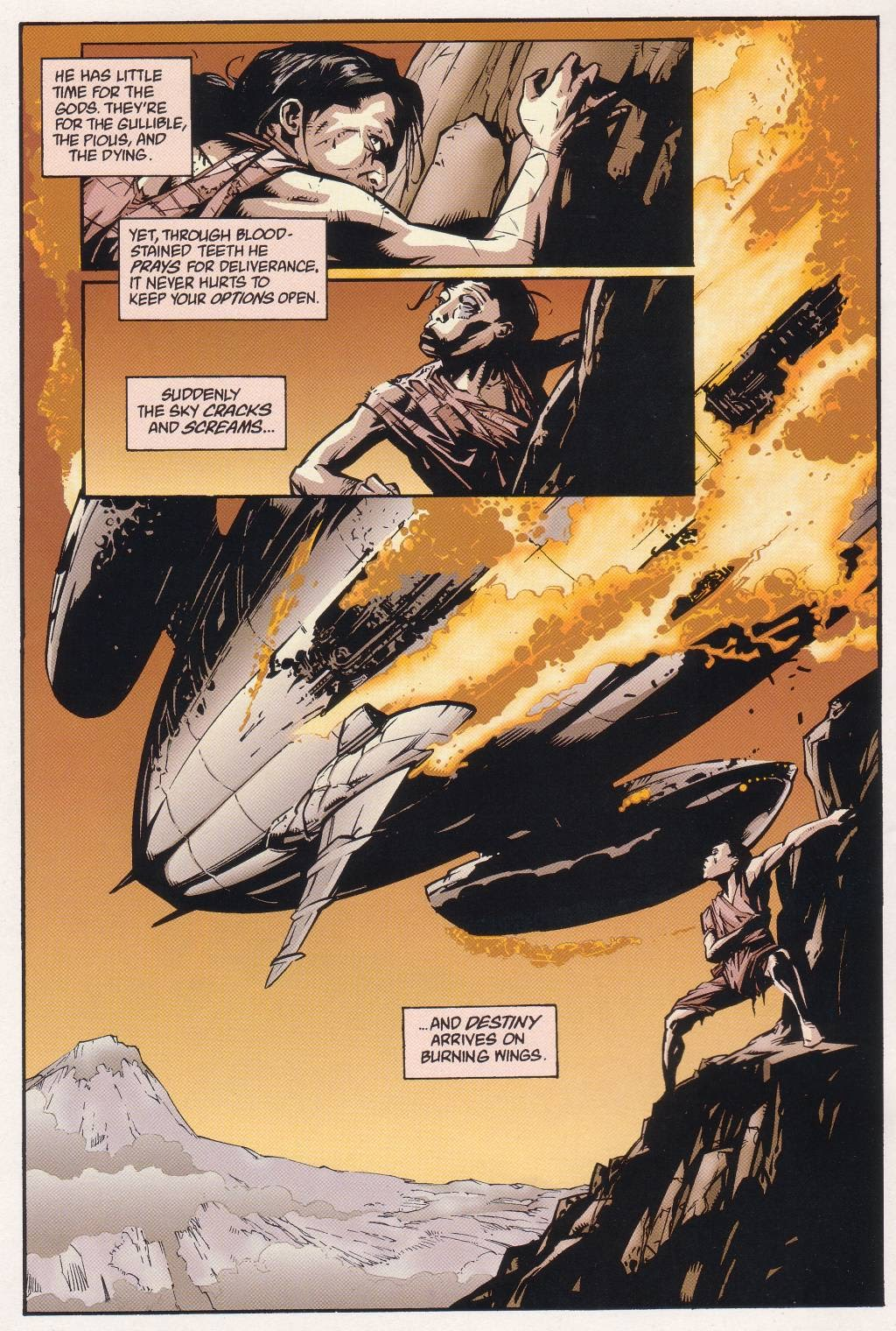 Aliens vs. Predator: Eternal issue 1 - Page 4