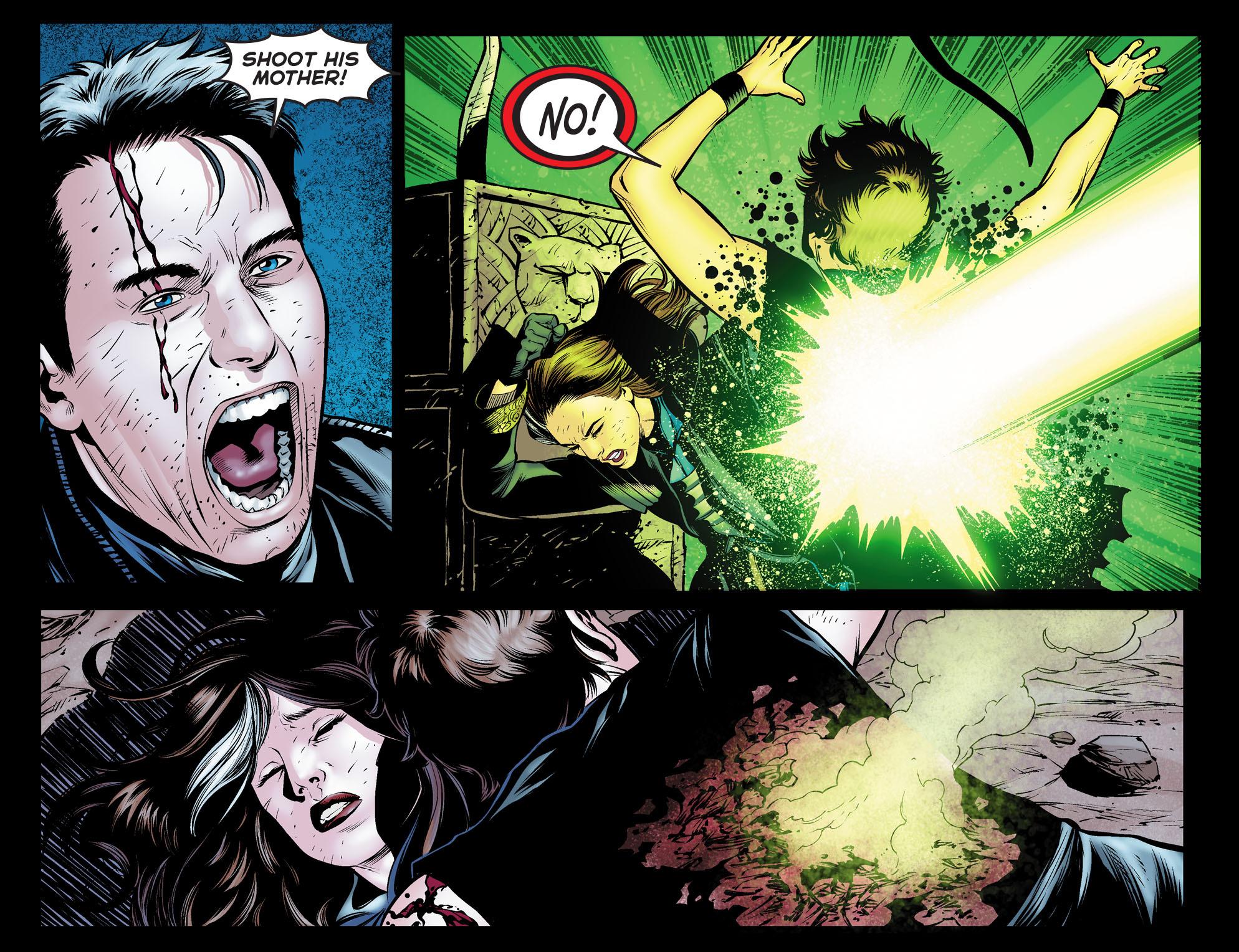 Read online Arrow: The Dark Archer comic -  Issue #12 - 5