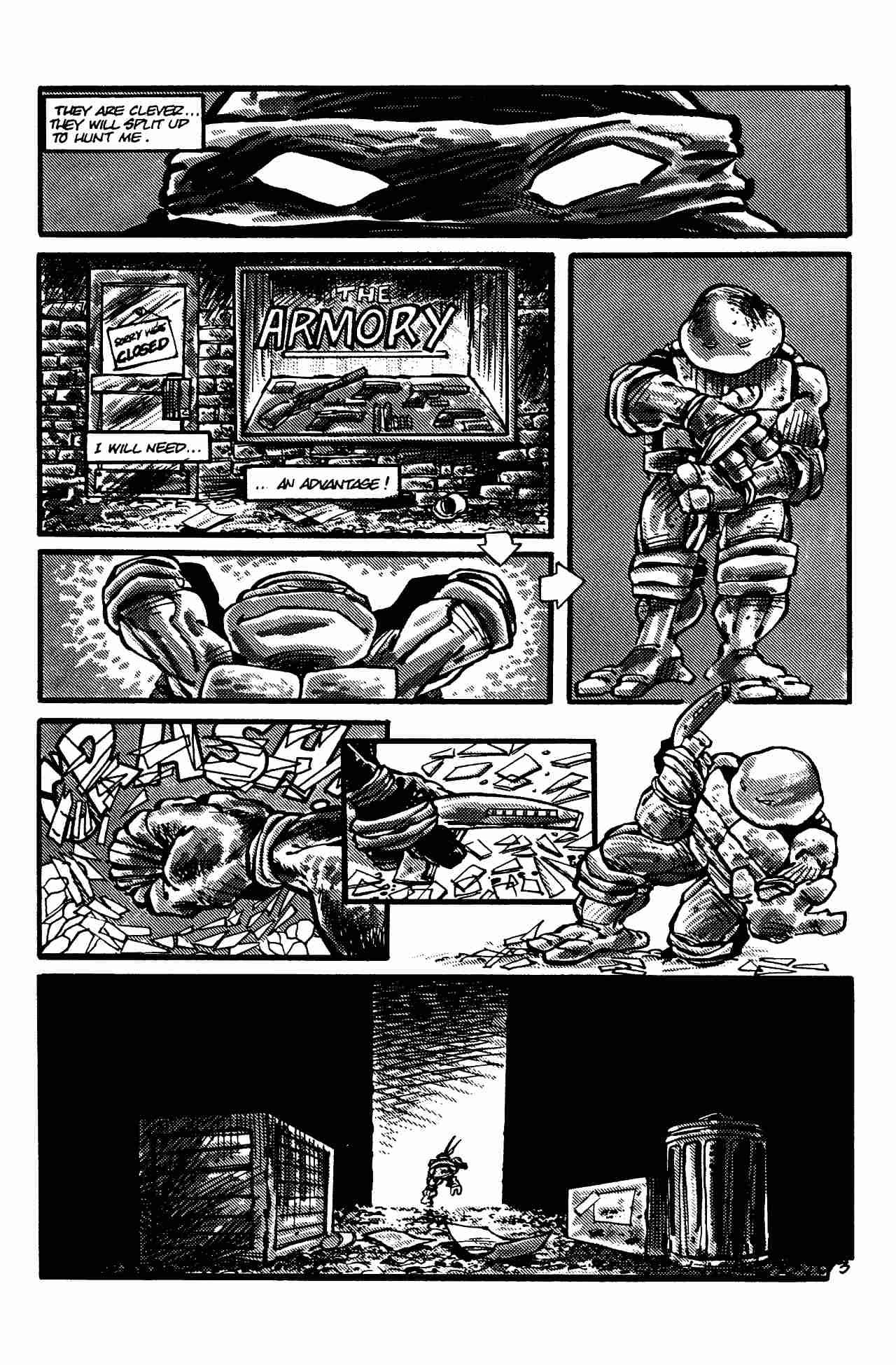 Read online Shell Shock comic -  Issue # Full - 156