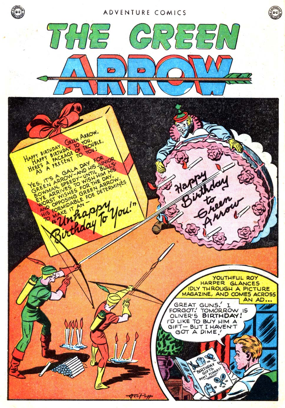 Read online Adventure Comics (1938) comic -  Issue #137 - 14