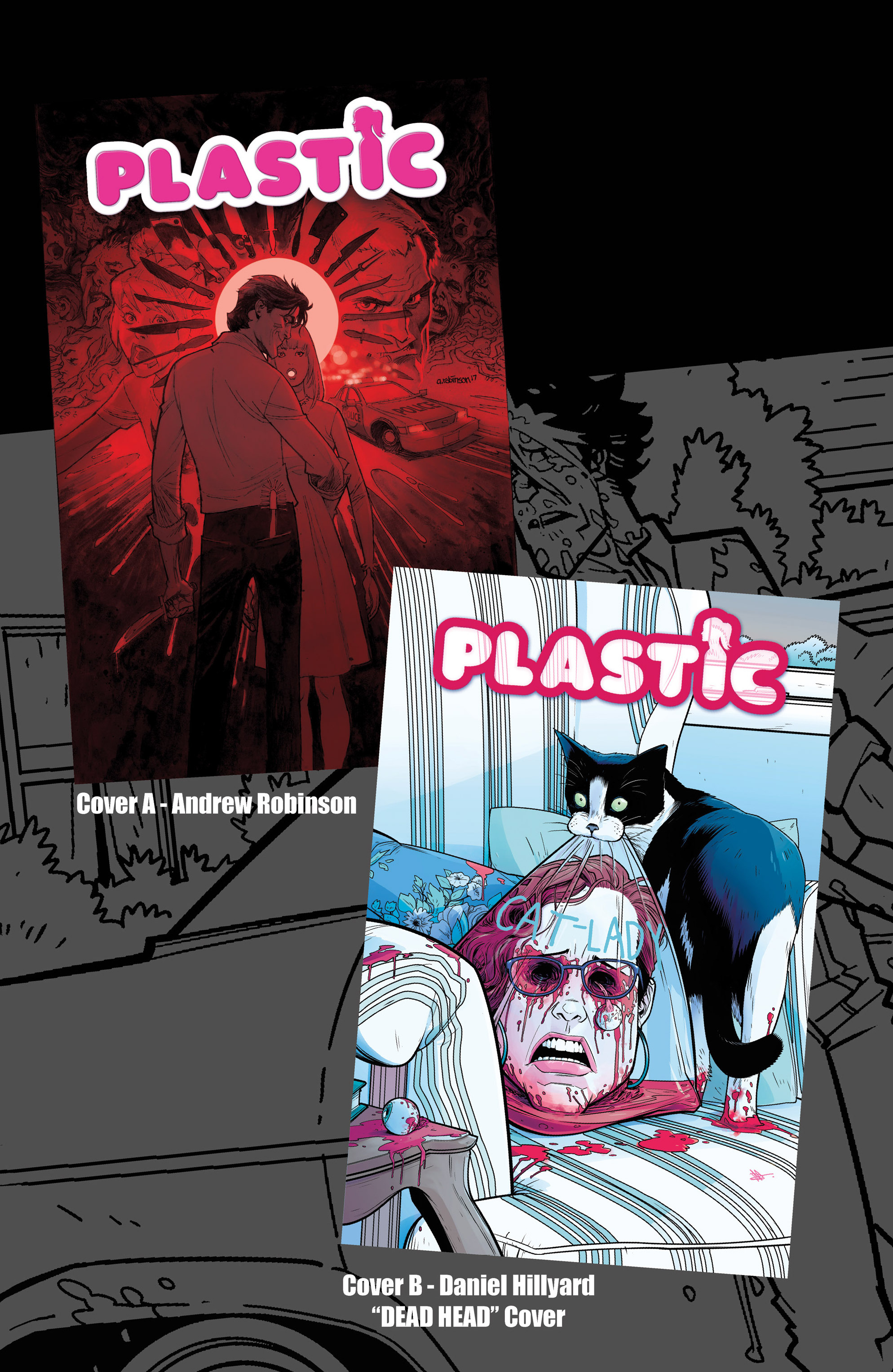 Read online Plastic comic -  Issue #2 - 26