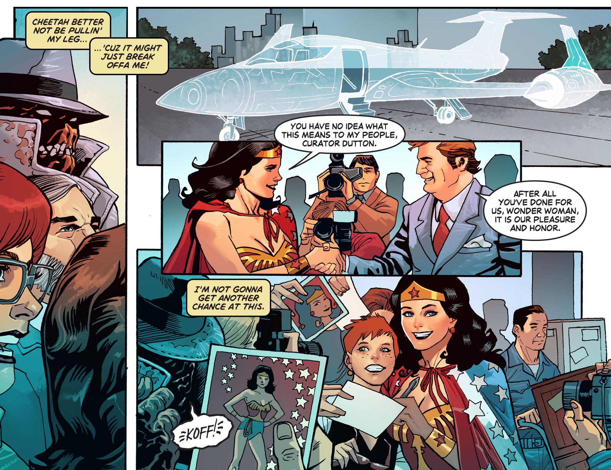 Read online Wonder Woman '77 [I] comic -  Issue #14 - 12