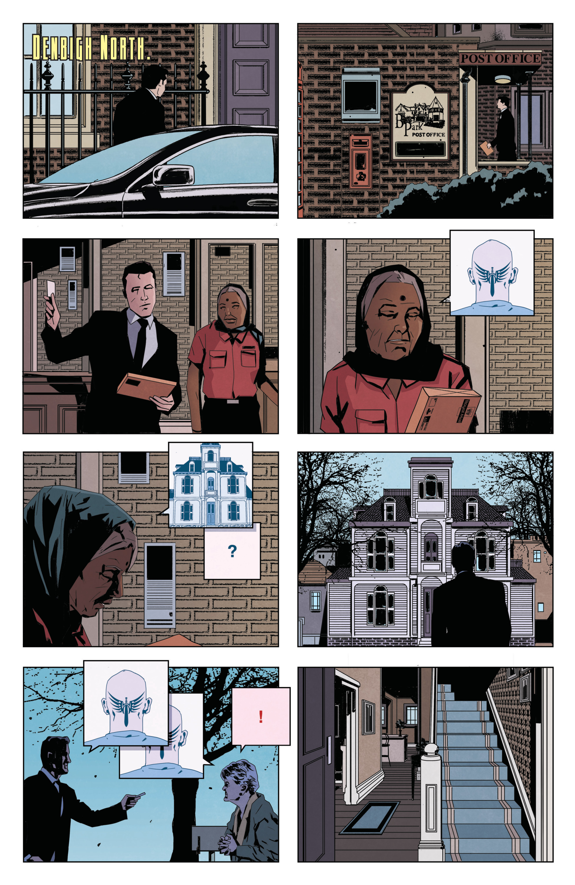 Read online James Bond: Service comic -  Issue # Full - 11