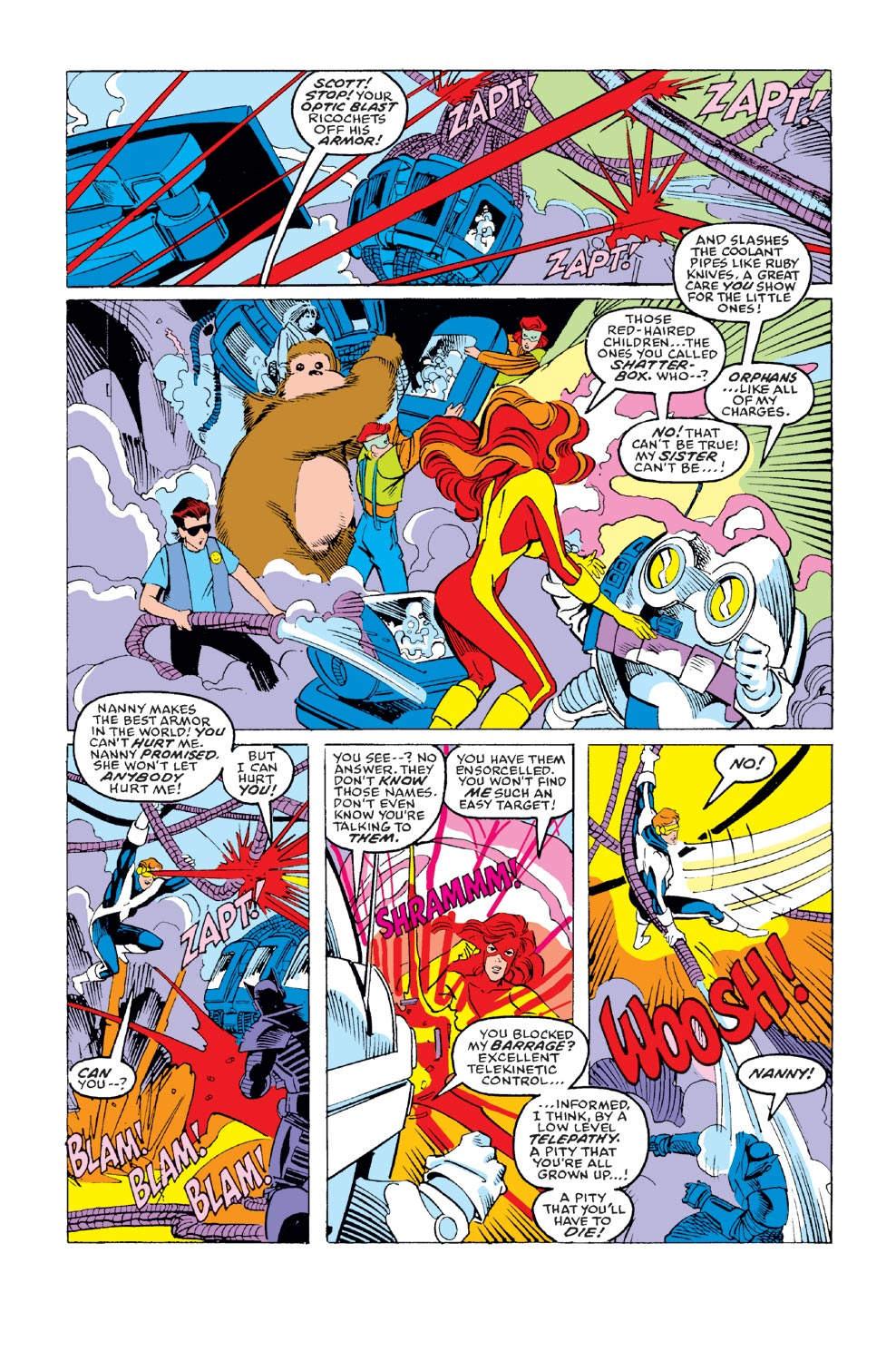 Read online X-Factor (1986) comic -  Issue #35 - 15