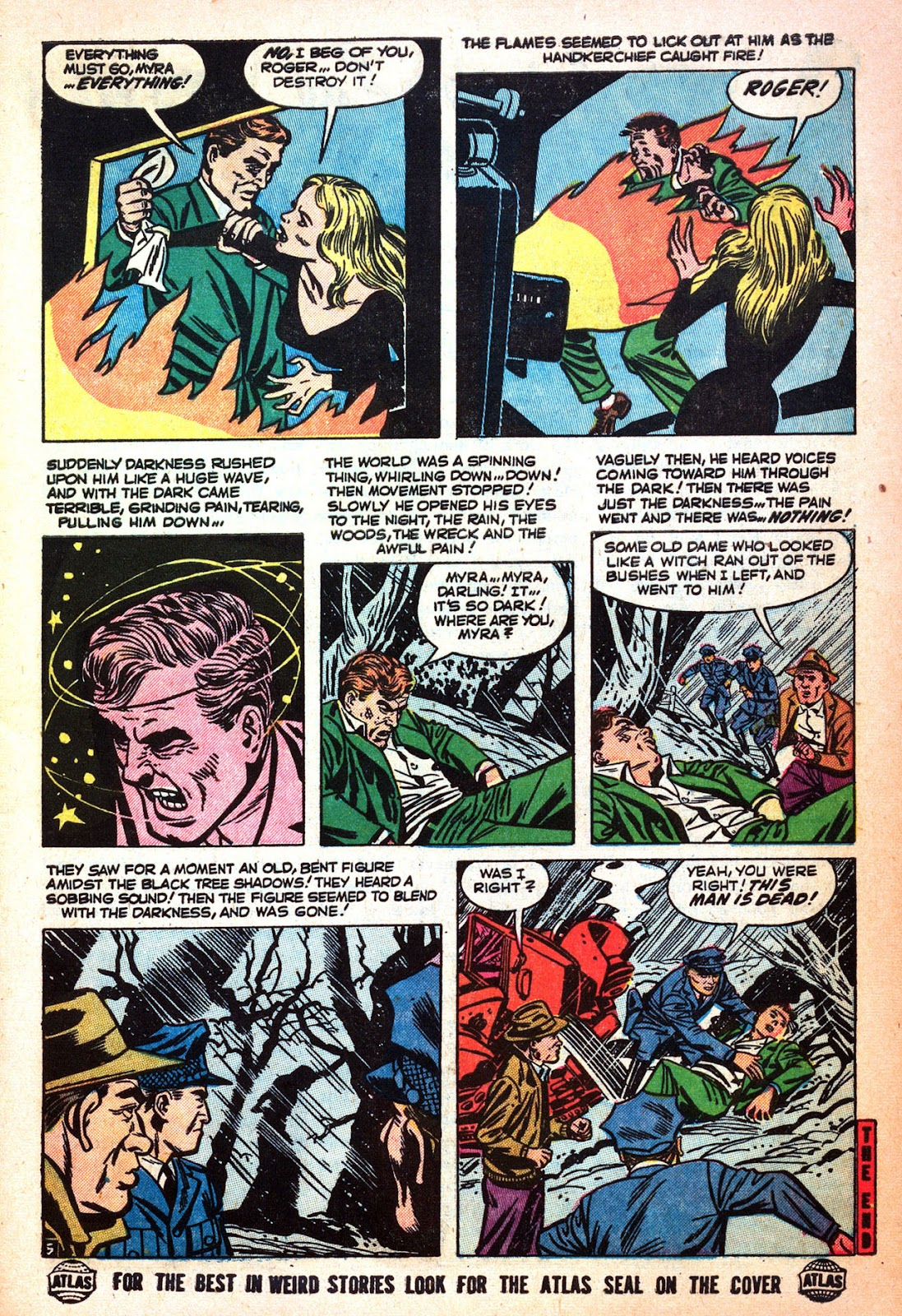Mystic (1951) issue 32 - Page 7