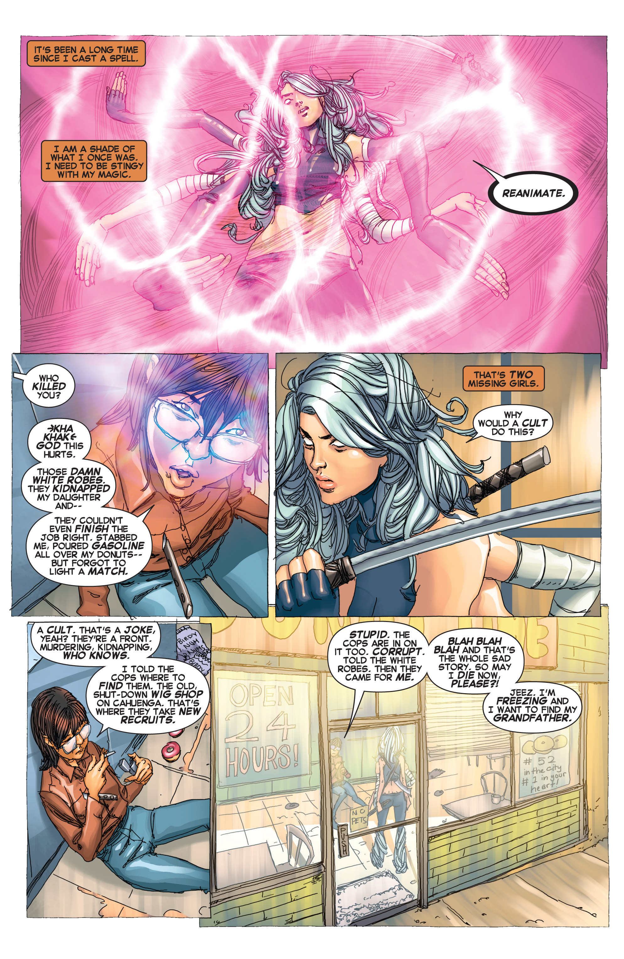 Read online Uncanny X-Force (2013) comic -  Issue #12 - 8