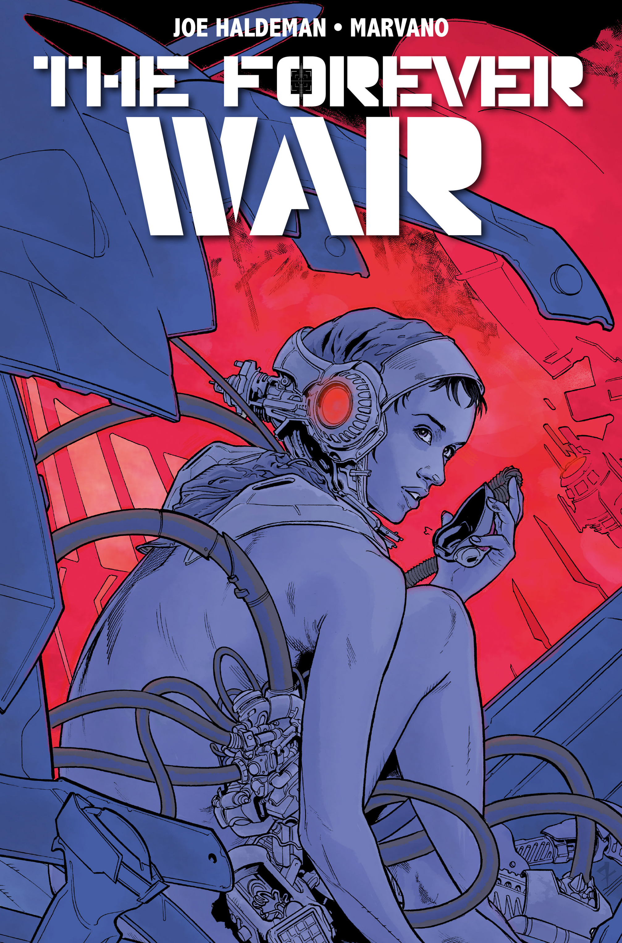 Read online The Forever War (2017) comic -  Issue #4 - 3