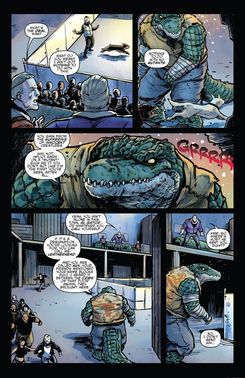 Read online Teenage Mutant Ninja Turtles: The IDW Collection comic -  Issue # TPB 8 (Part 3) - 55