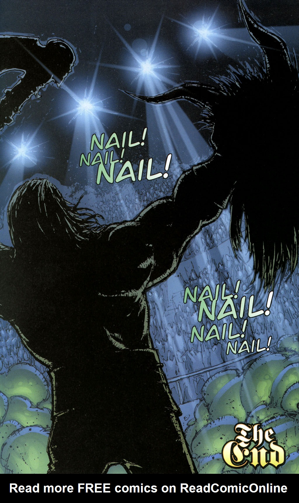 Read online The Nail comic -  Issue #4 - 23