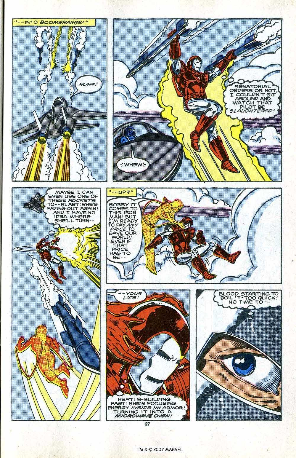 Iron Man Annual issue 9 - Page 35