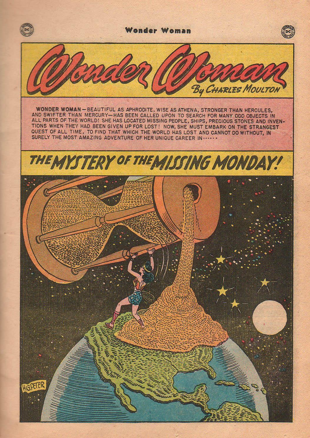 Read online Wonder Woman (1942) comic -  Issue #42 - 18