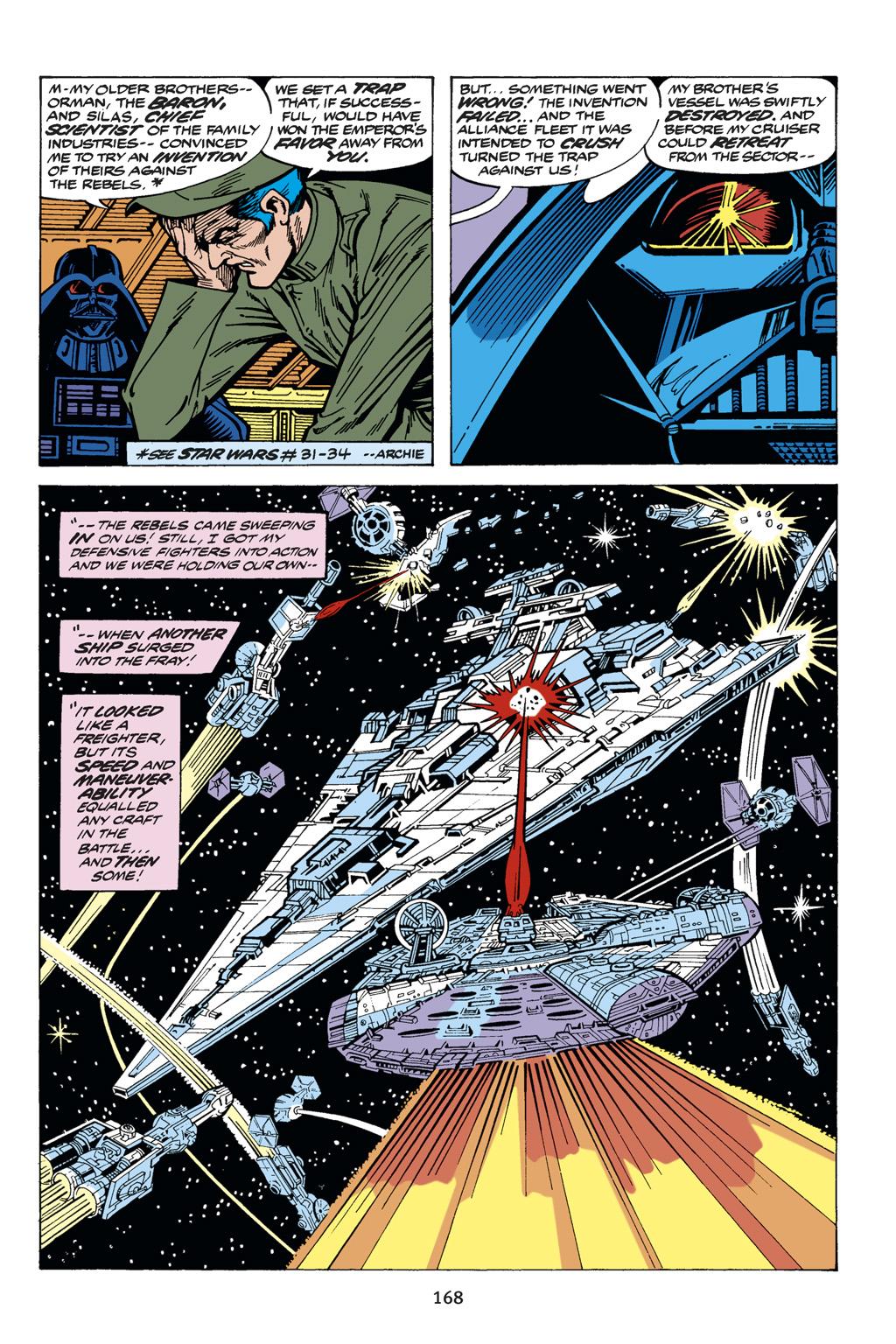 Read online Star Wars Omnibus comic -  Issue # Vol. 14 - 167
