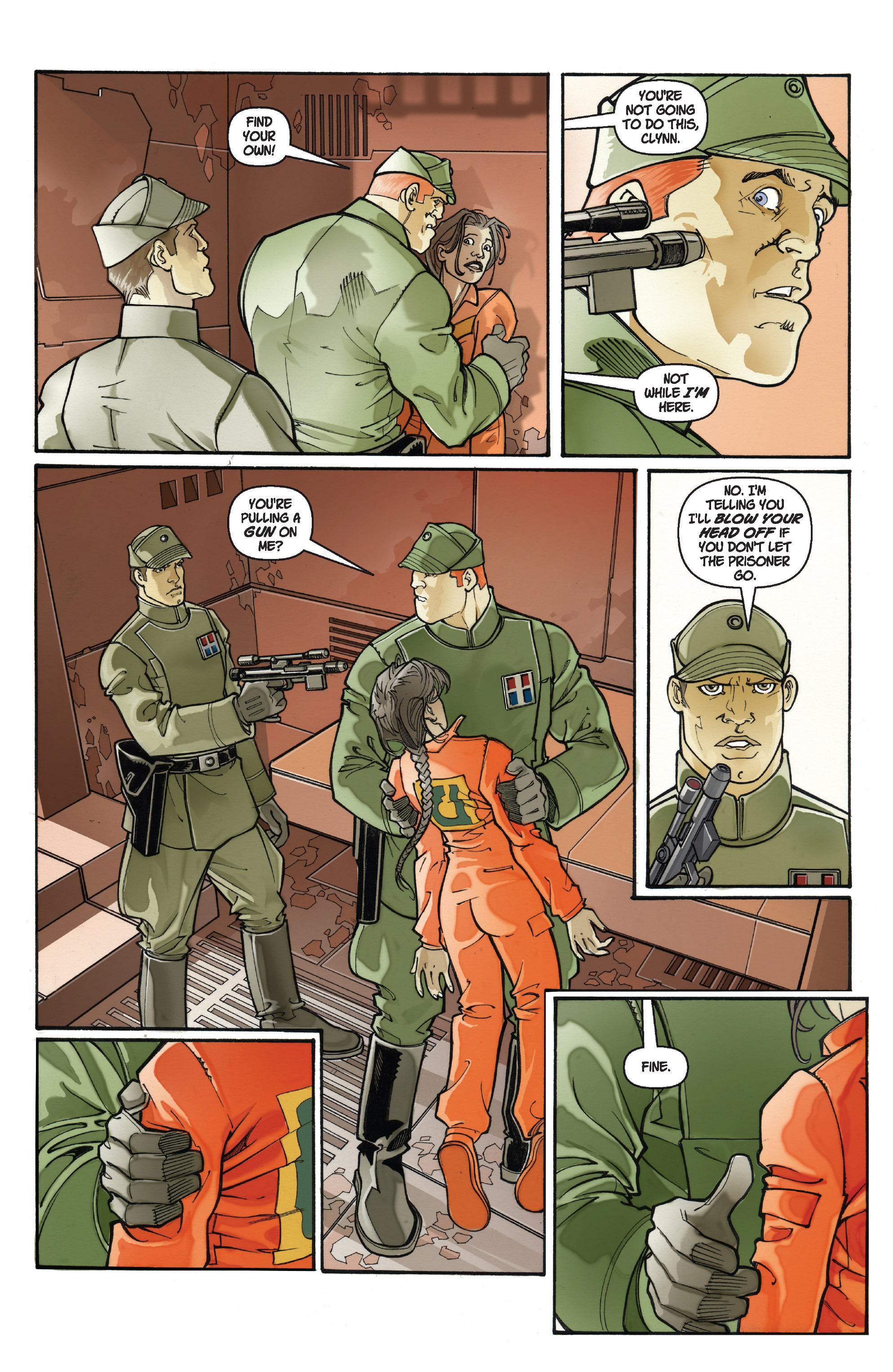 Read online Star Wars Omnibus comic -  Issue # Vol. 22 - 254