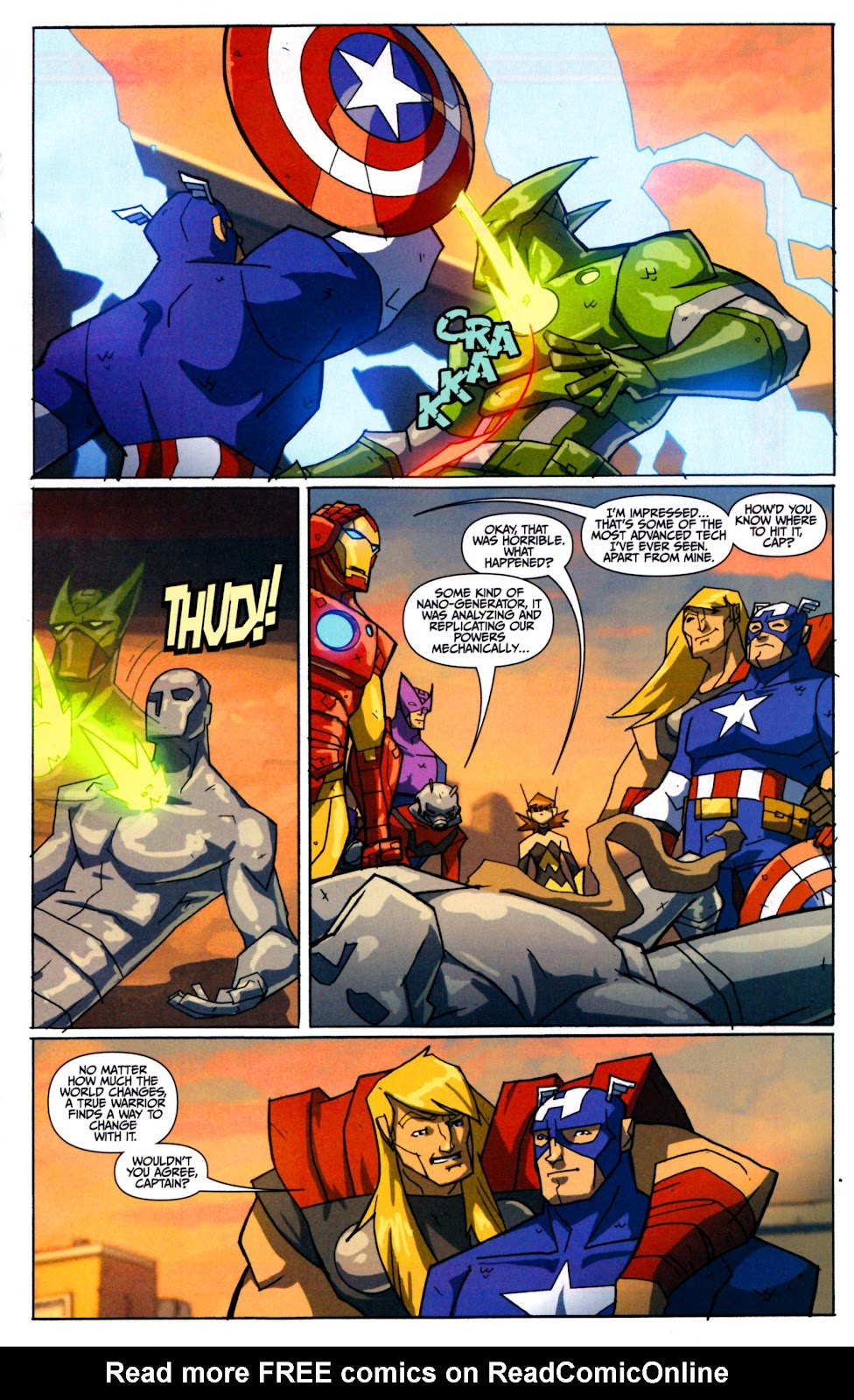 Avengers: Earth's Mightiest Heroes (2011) Issue #1 #1 - English 16