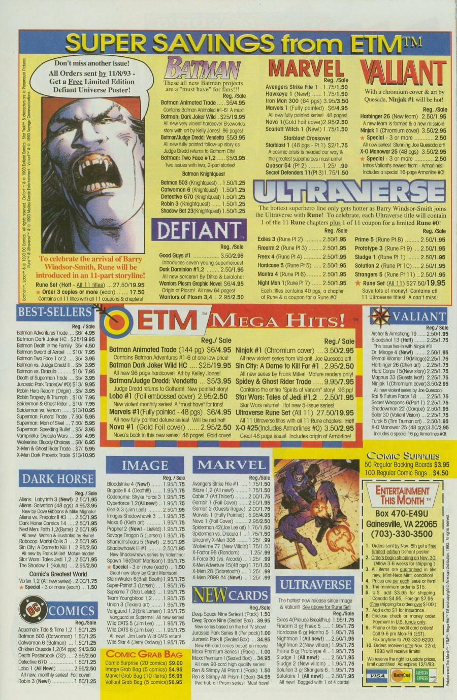 Read online Ex-Mutants comic -  Issue #11 - 11