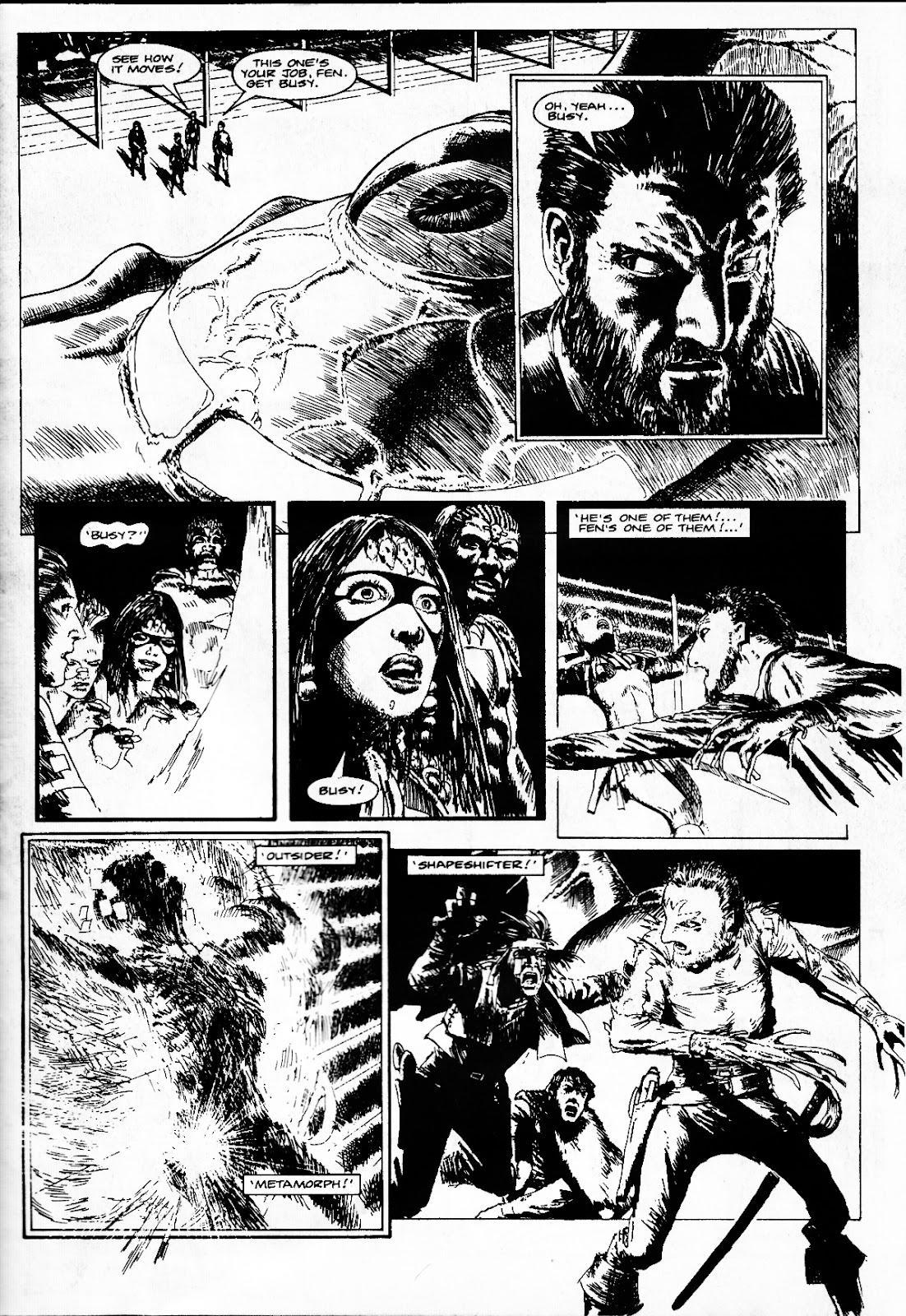 Warrior _Special 1 #1 - English 6
