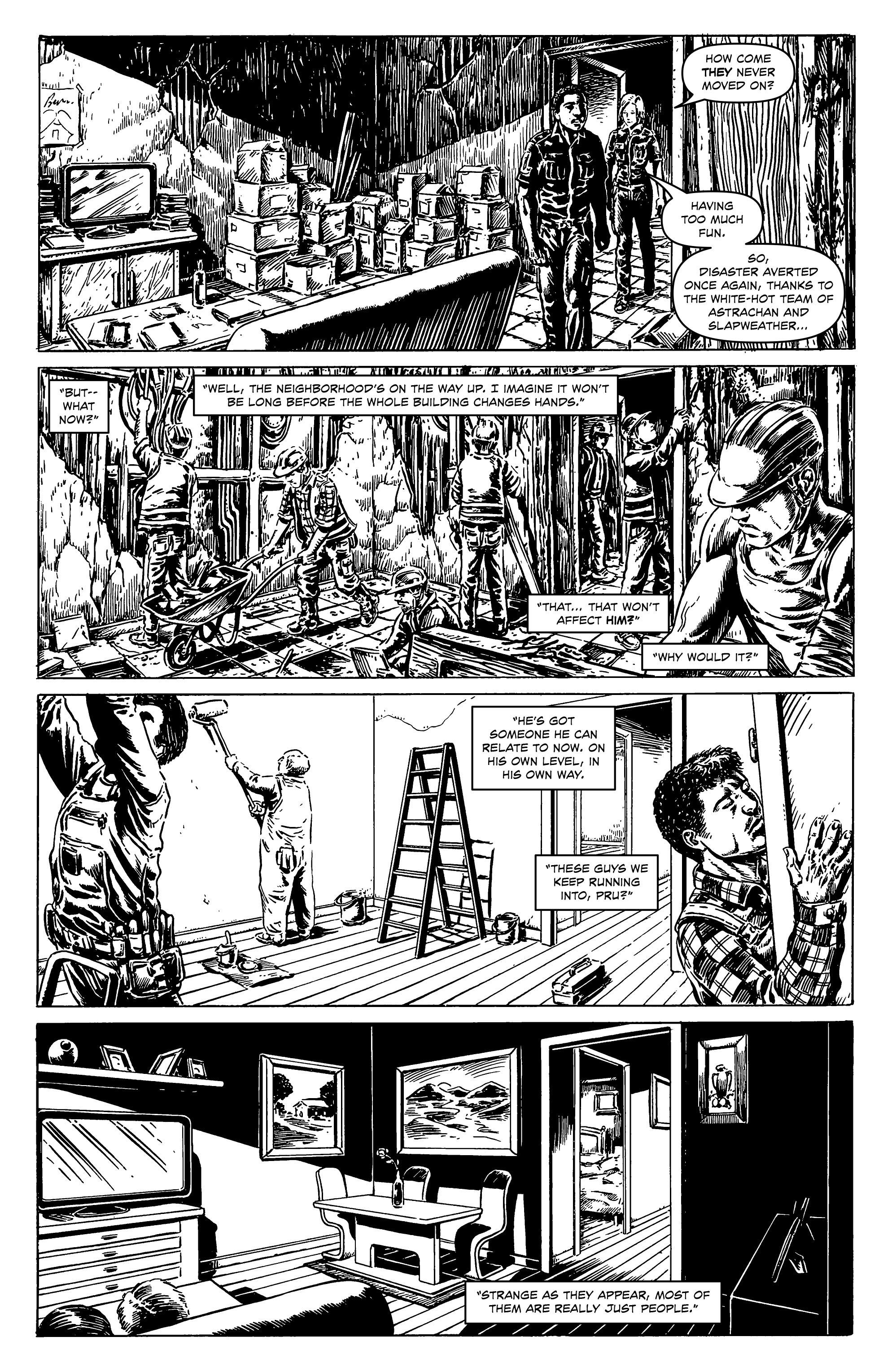 Read online Alan Moore's Cinema Purgatorio comic -  Issue #8 - 21