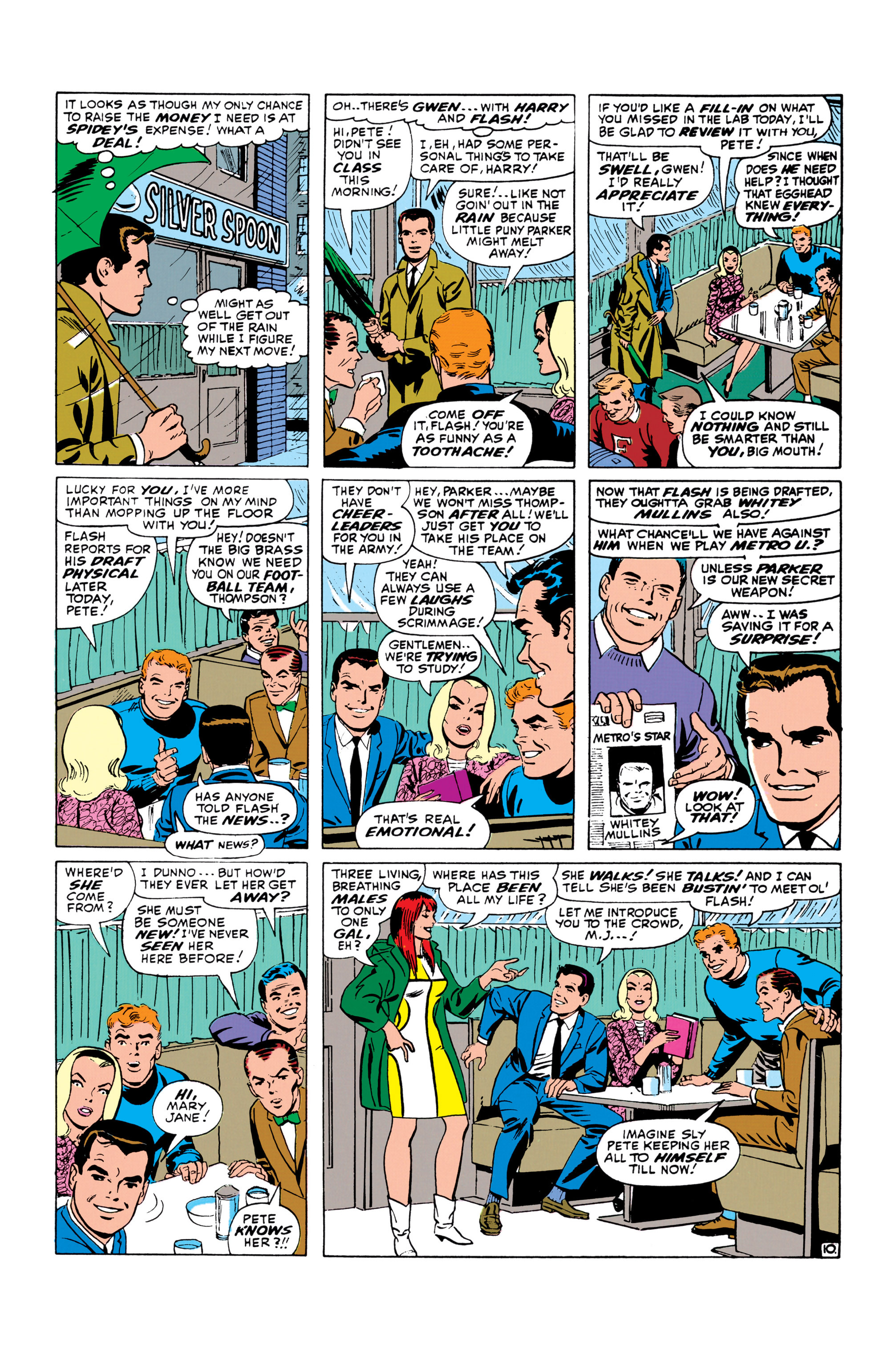 The Amazing Spider-Man (1963) 44 Page 10