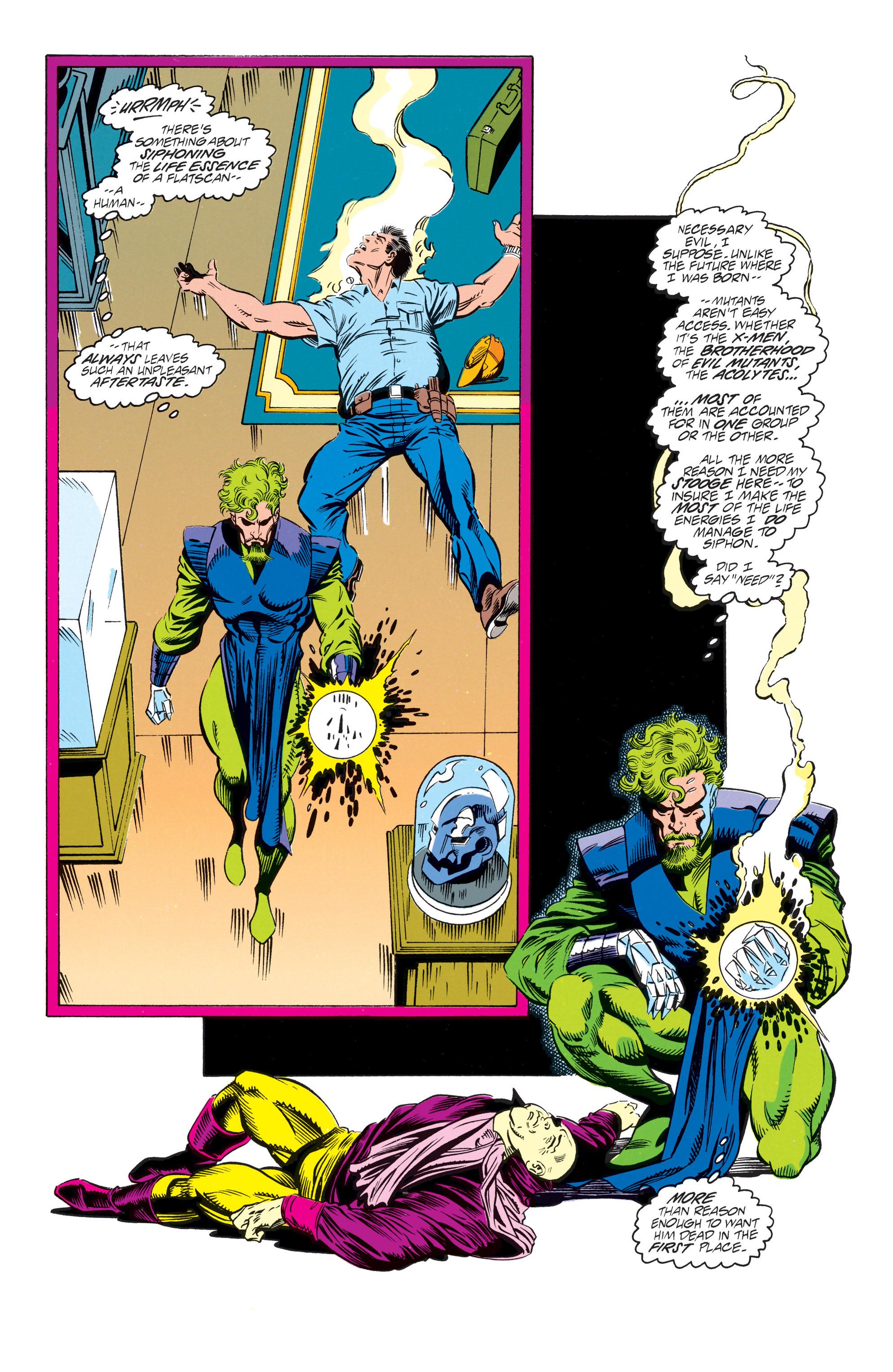Read online Uncanny X-Men (1963) comic -  Issue # _Annual 17 - 48