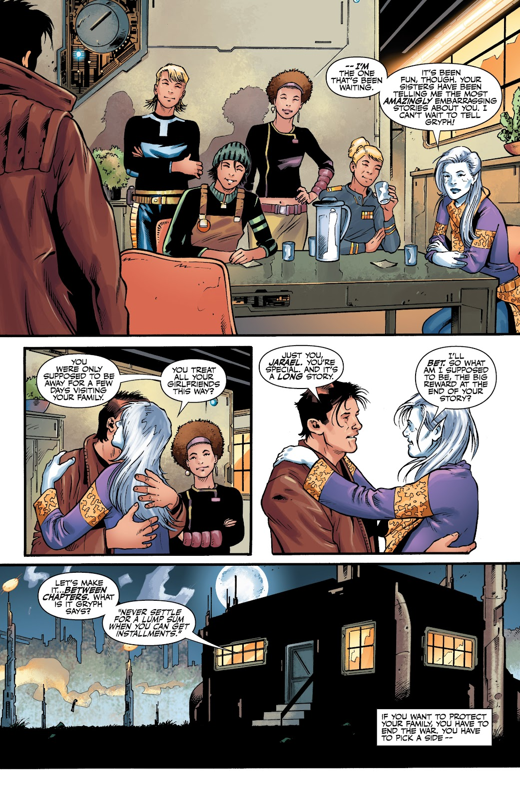 Read online Star Wars Legends: The Old Republic - Epic Collection comic -  Issue # TPB 3 (Part 5) - 16