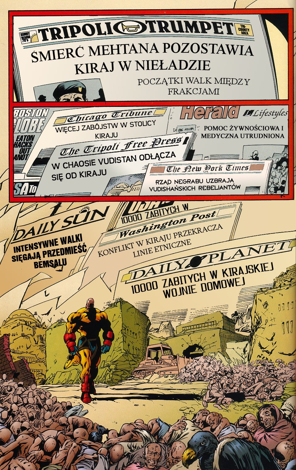Read online JLA Superpower comic -  Issue # Full - 60
