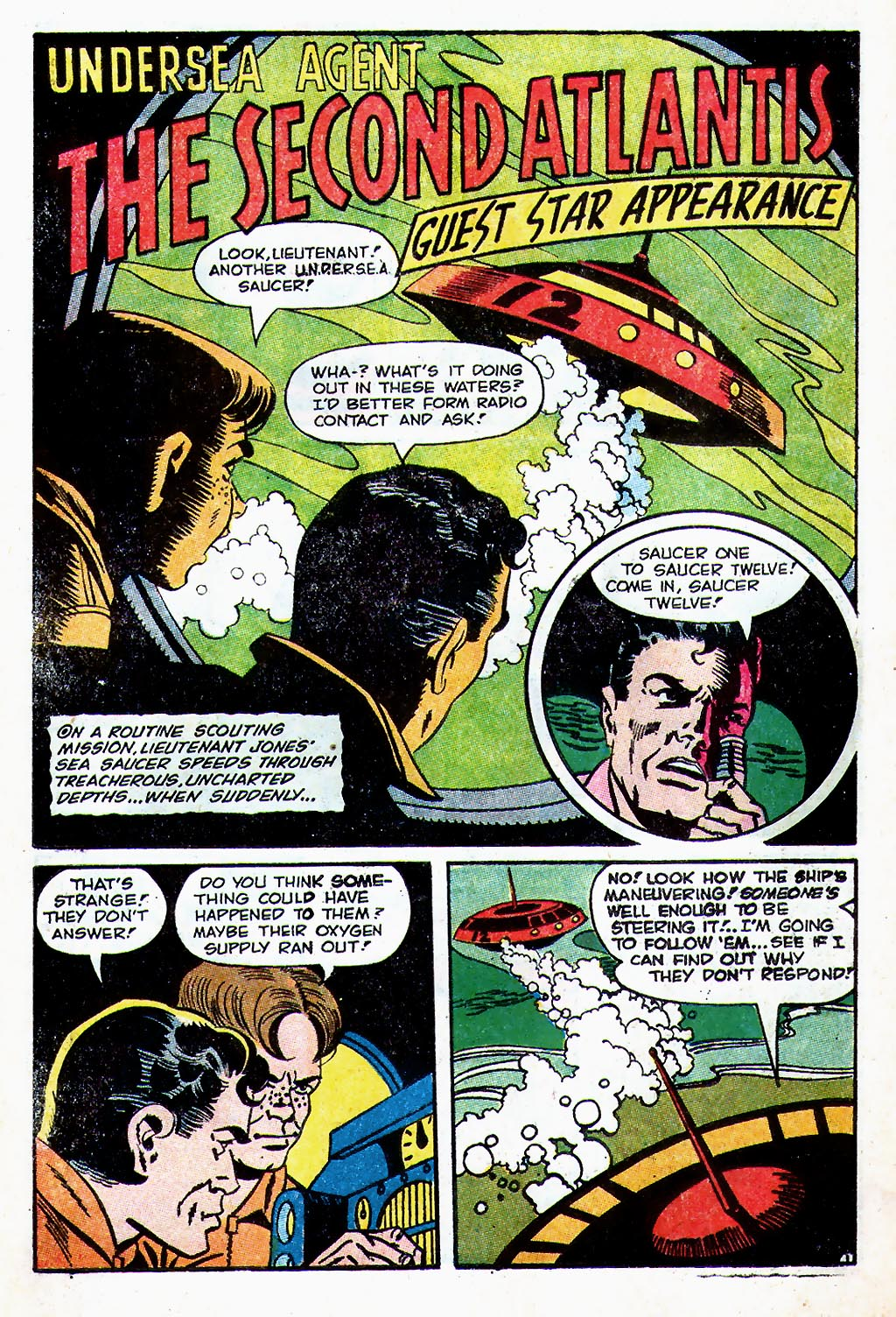 T.H.U.N.D.E.R. Agents (1965) issue 13 - Page 46