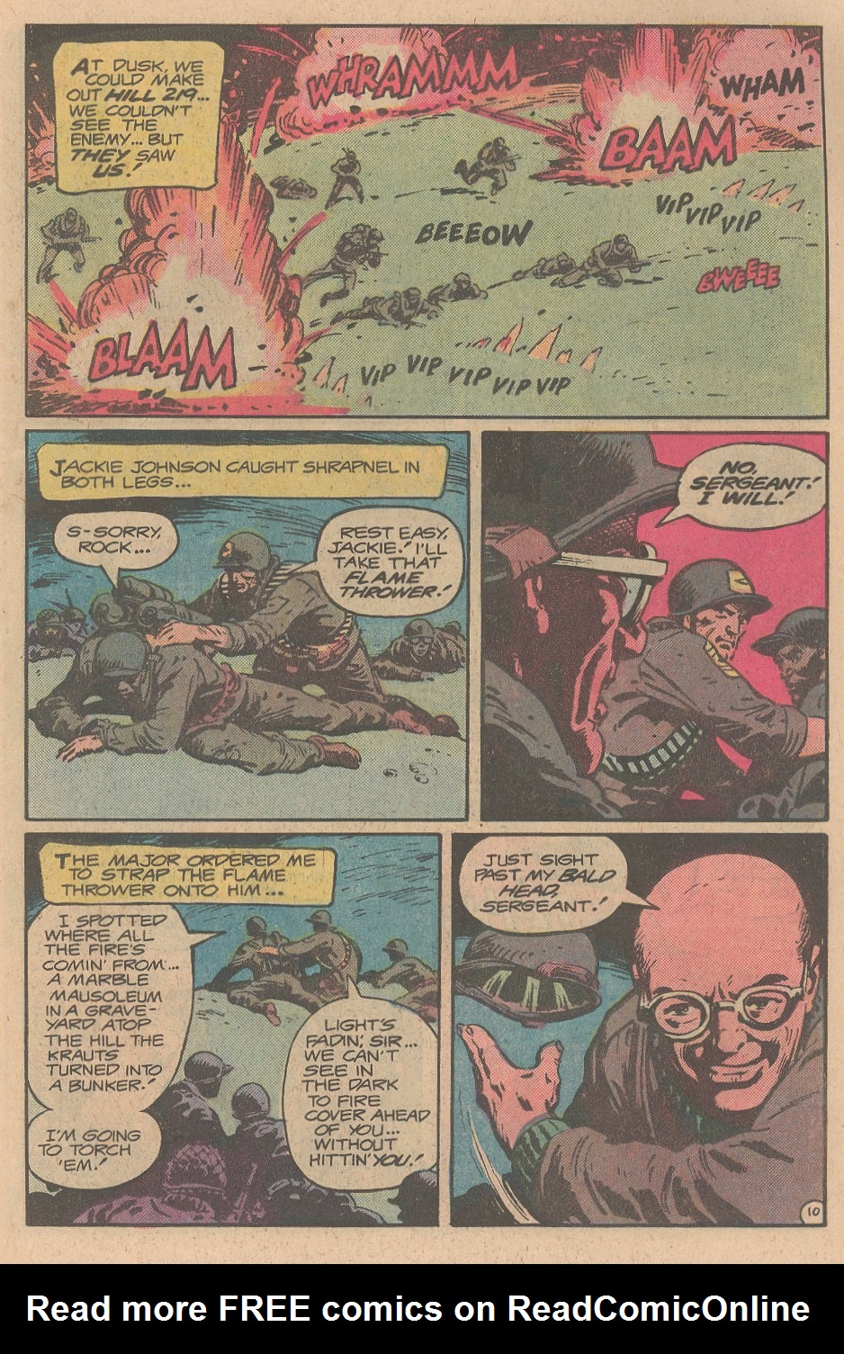 Read online Sgt. Rock comic -  Issue #353 - 11