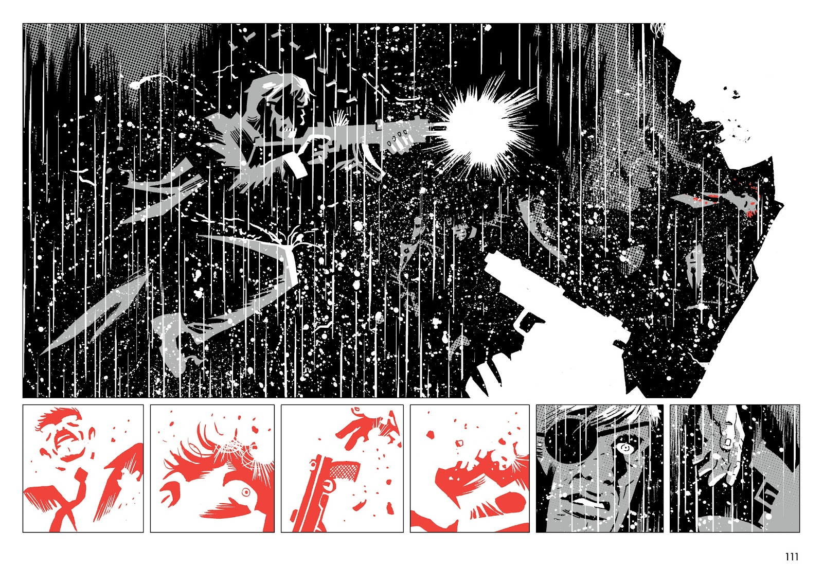 Read online Polar comic -  Issue # TPB The Kaiser Falls (Part 2) - 13