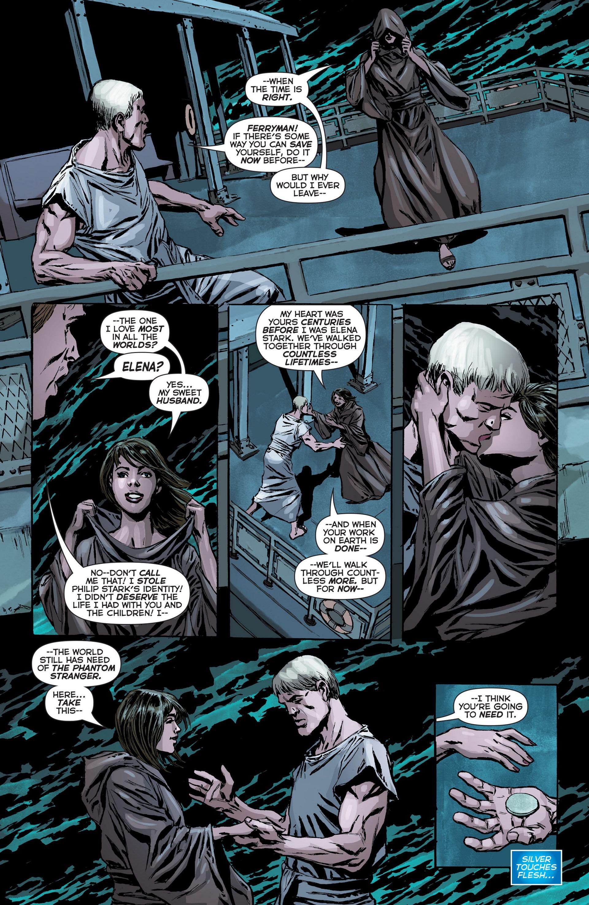 Read online Trinity of Sin: The Phantom Stranger: Futures End comic -  Issue # Full - 18